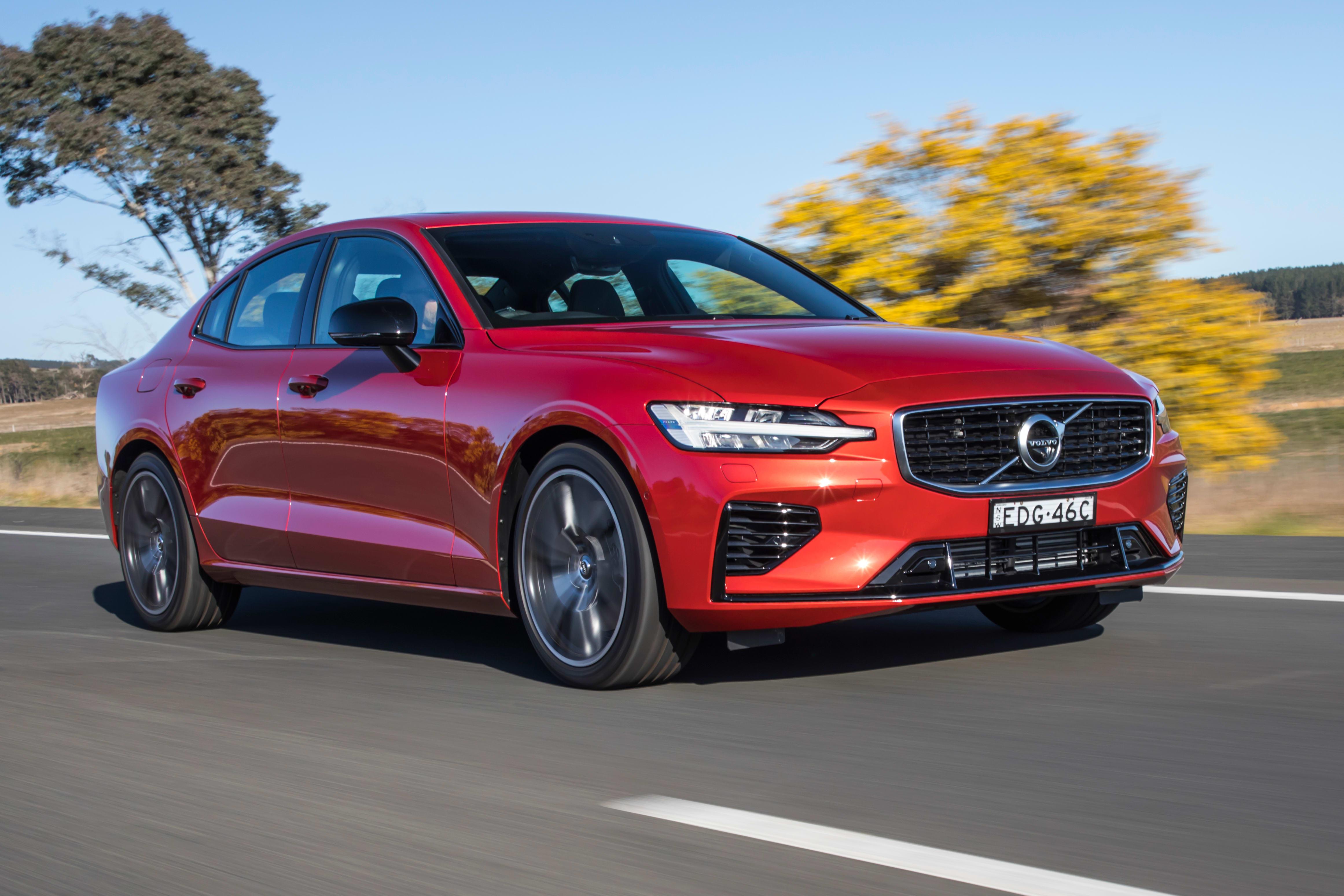 2020 Volvo S60 R Release Date