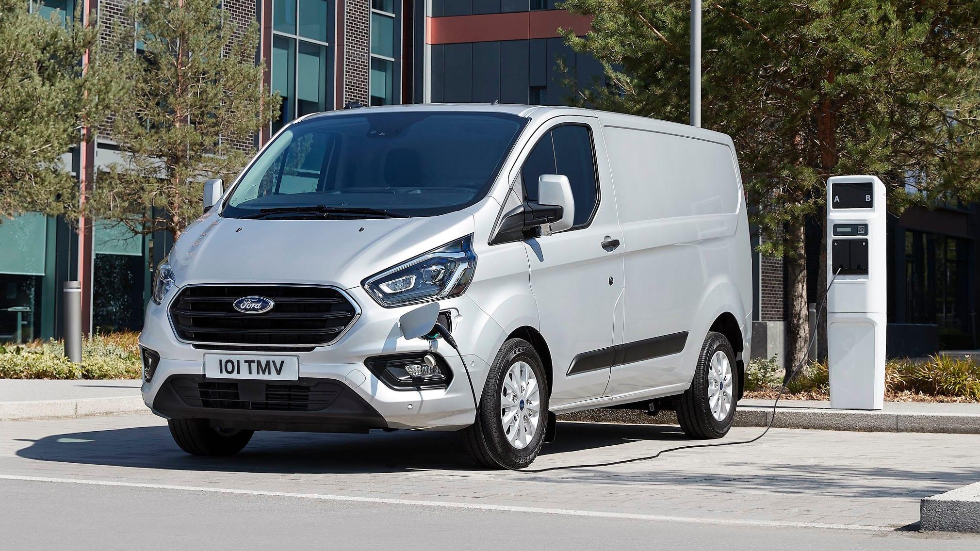 2020 Ford Transit Custom Plug In Hybrid Detailed Not For Oz