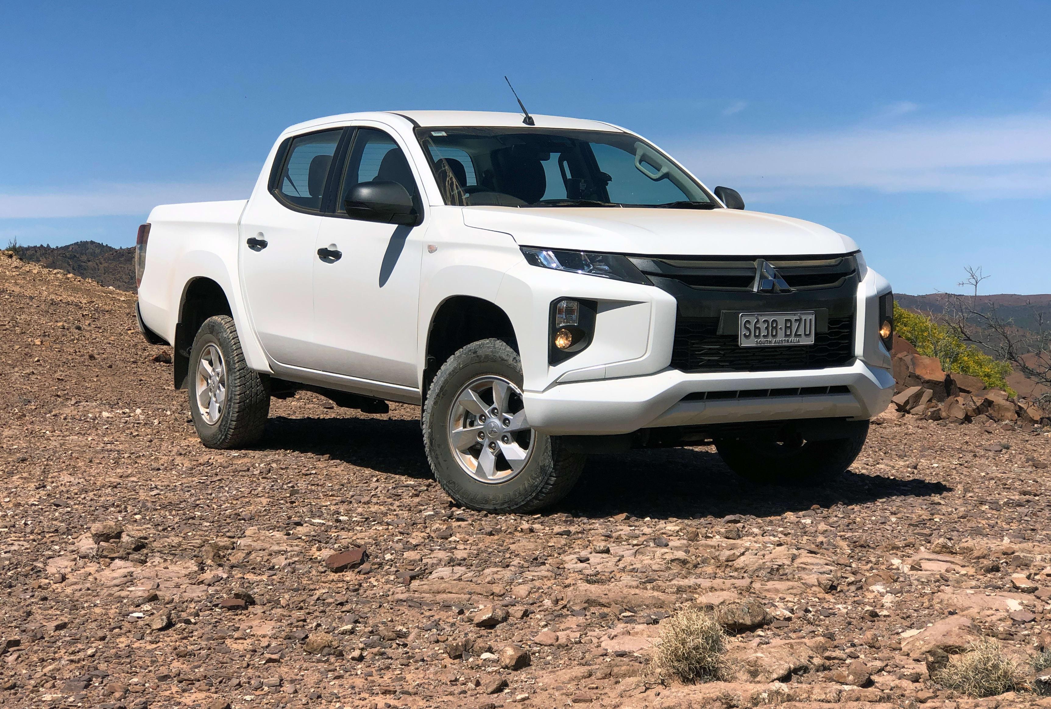 2020 Mitsubishi Triton Review Caradvice