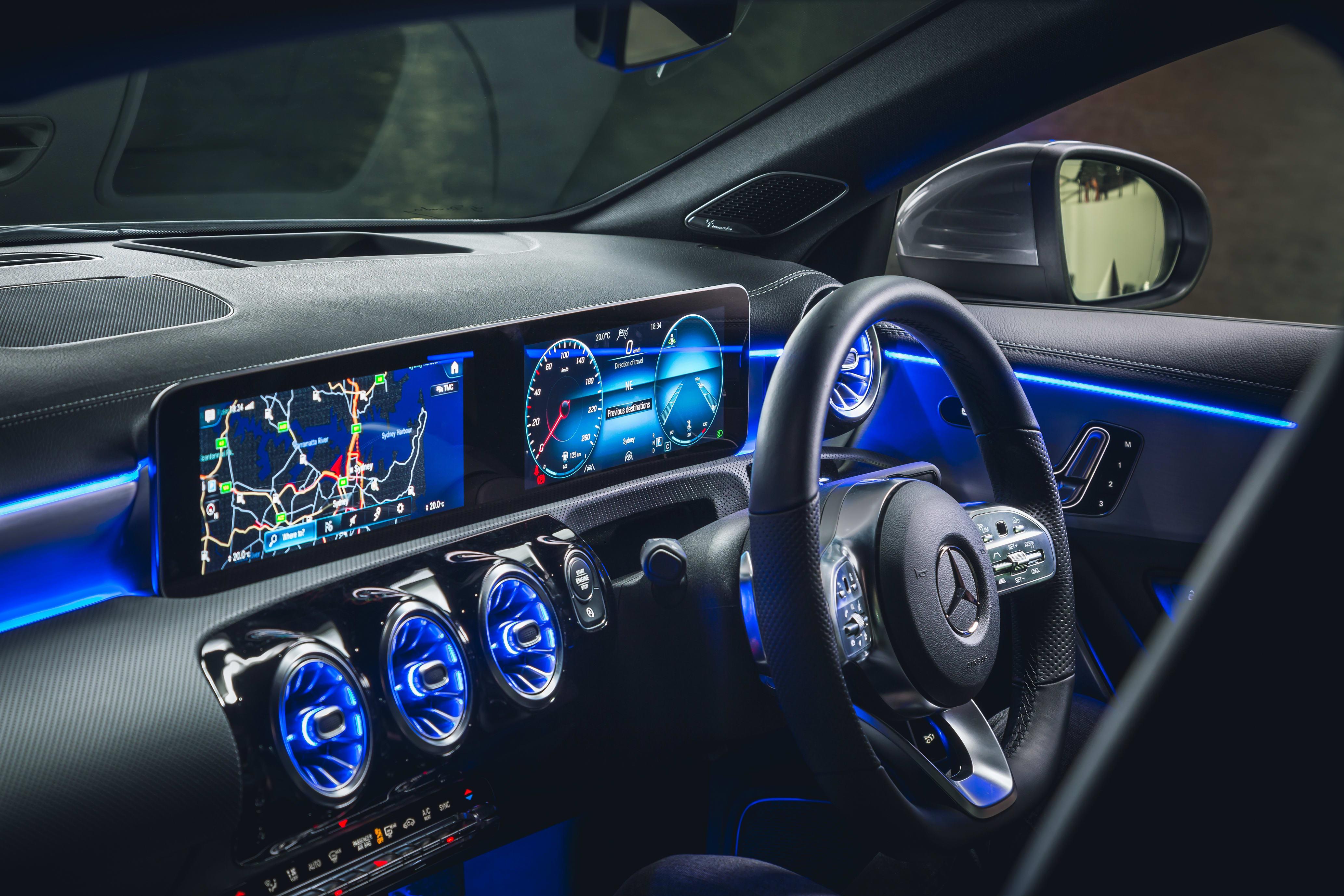 23+ Mercedes Cla Interior