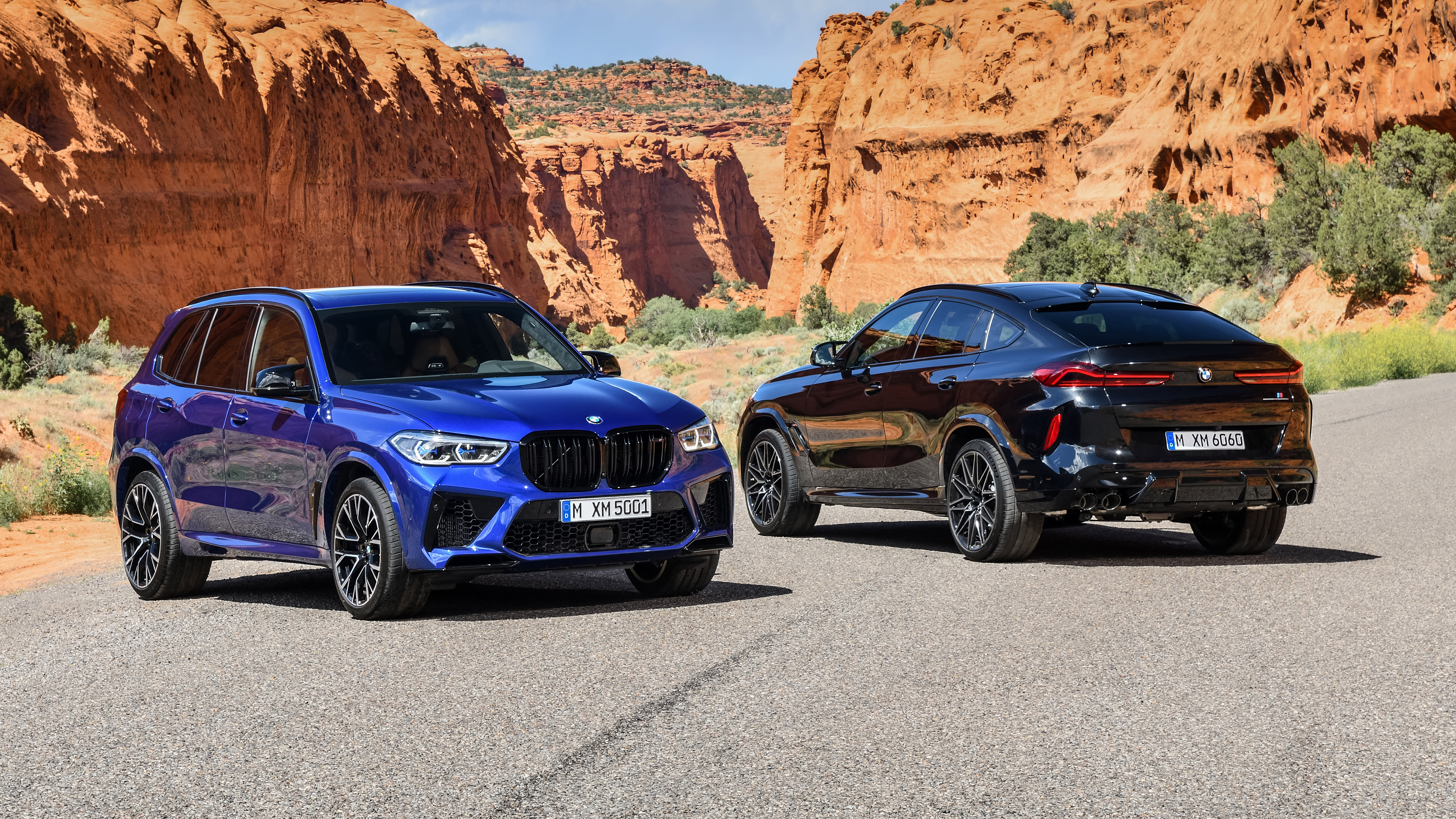 2020 Bmw X5 M X6 M Revealed Caradvice