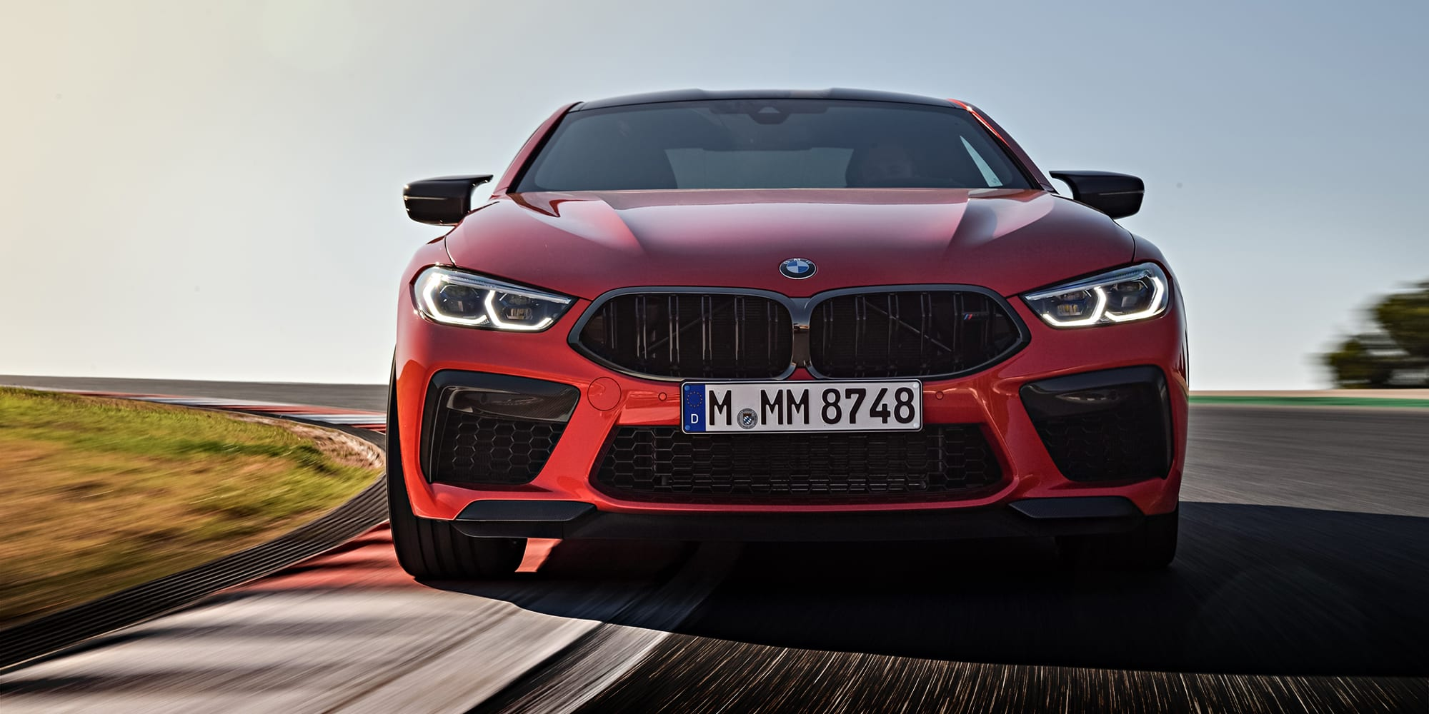 2019 Bmw M8 Competition Coupe Review Track Test Caradvice