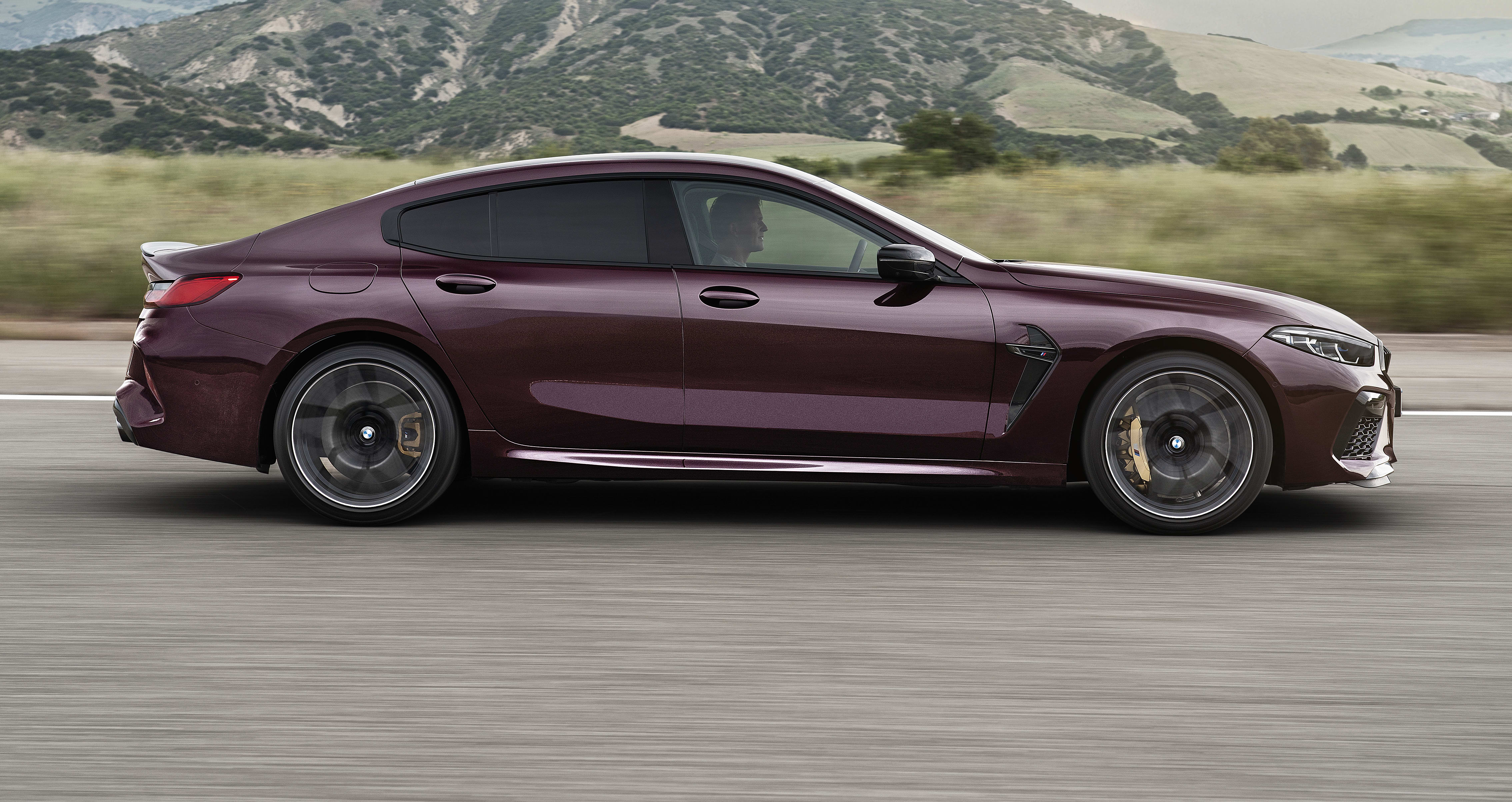 2020 M8 Competition Gran Coupe Pricing And Specs Caradvice