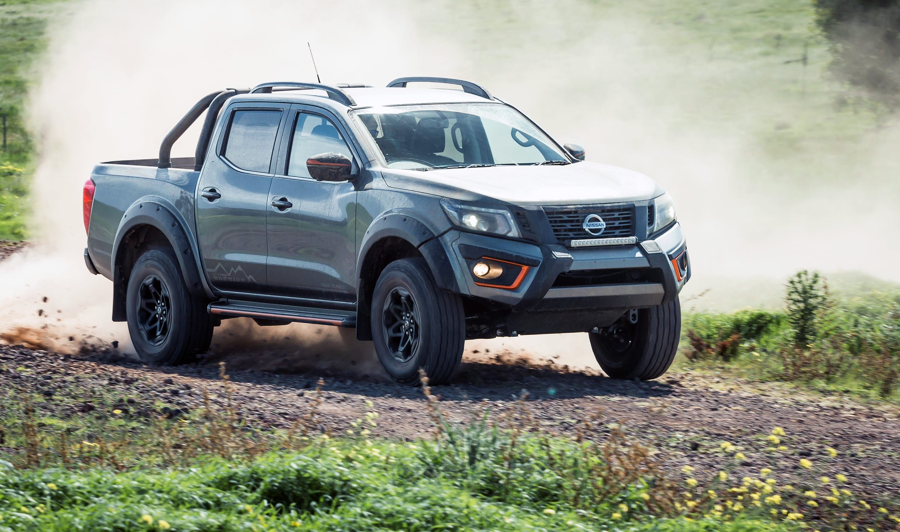 2020 Nissan Navara N Trek Warrior Review Suspension Test