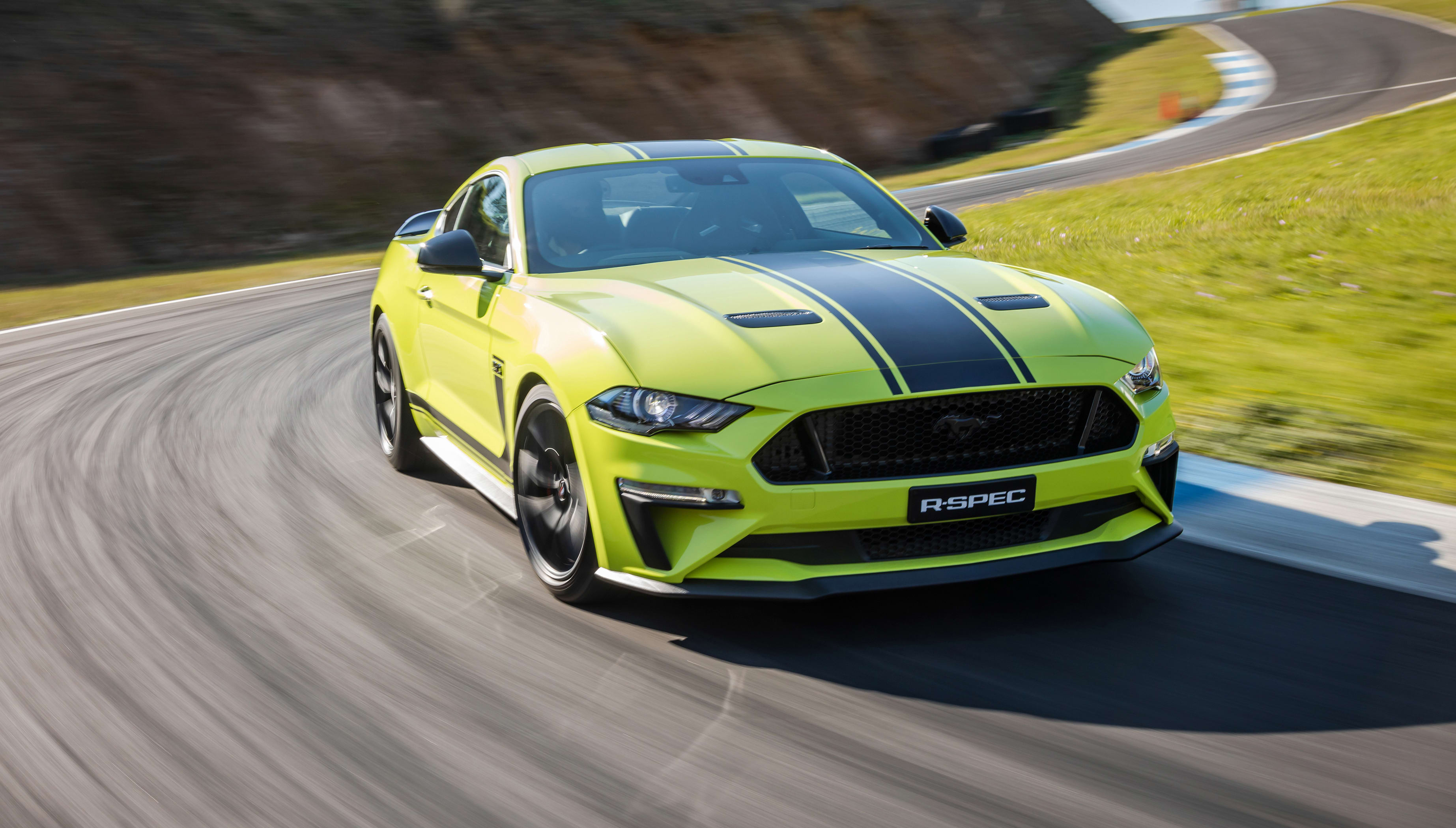 need for speed mustang specs