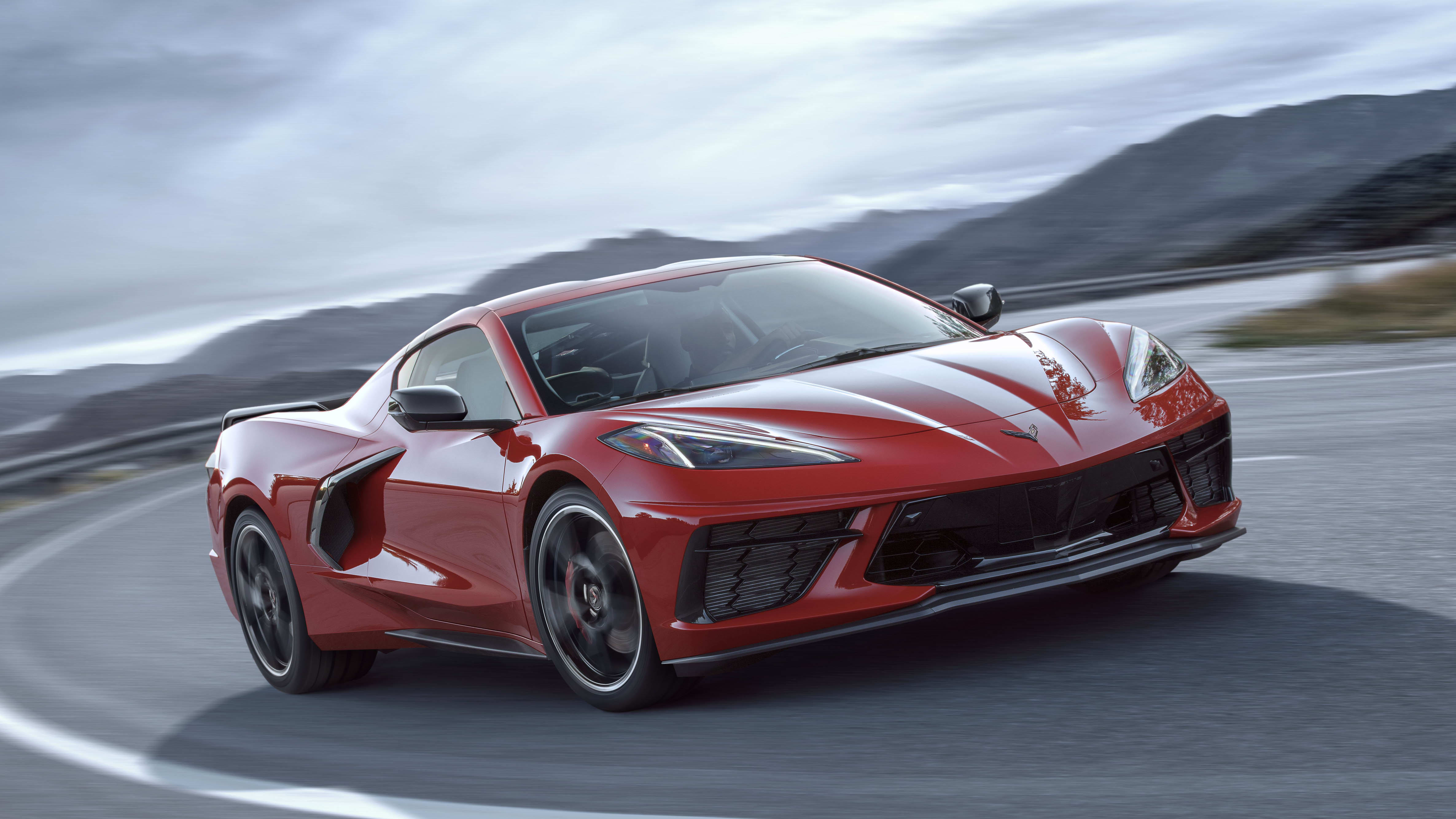 Two Chevrolet Corvette C8 Engineering Test Cars Impounded Drivers Arrested For Street Racing Caradvice