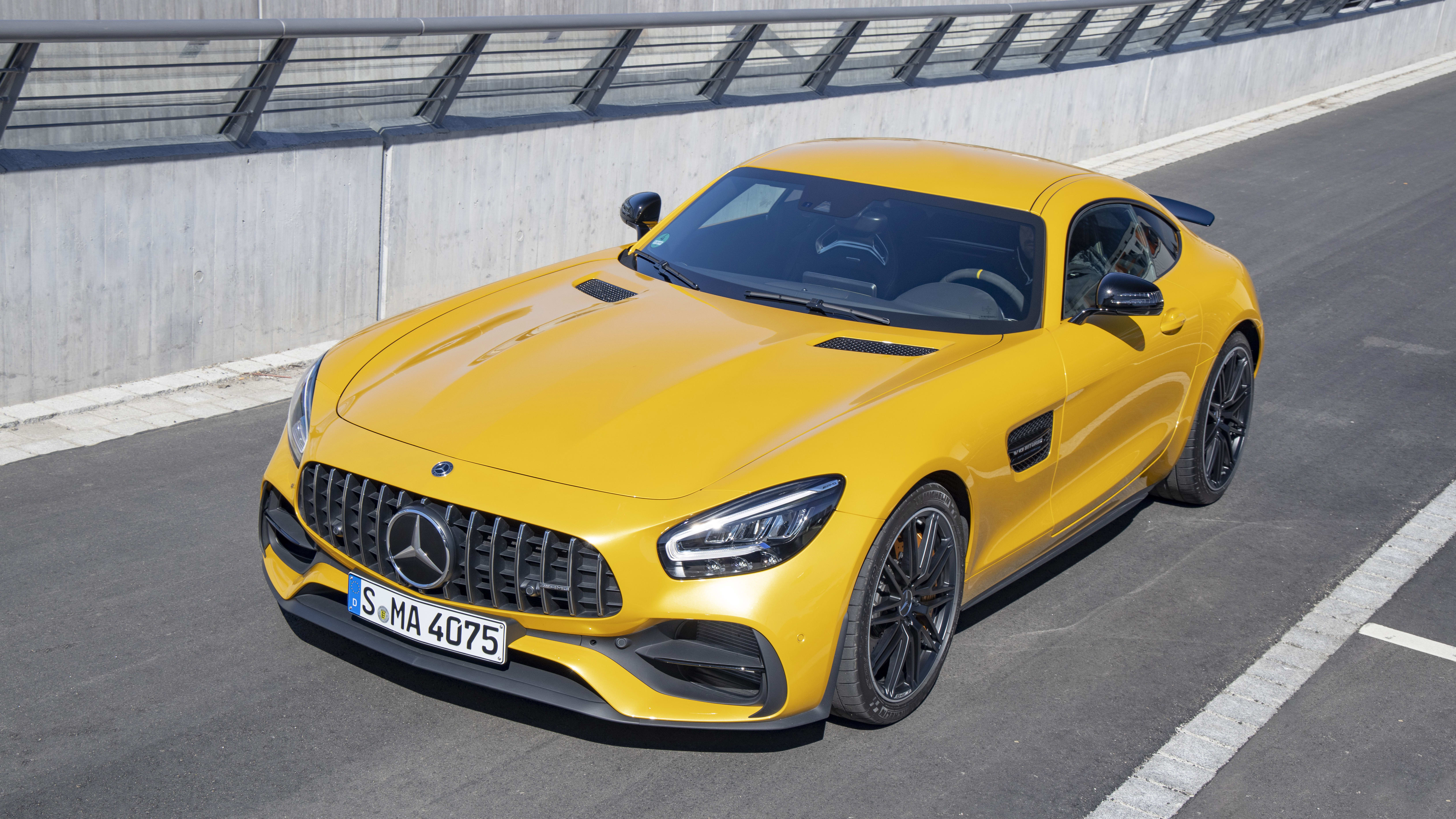 2020 Mercedes Amg Gt Pricing And Specs Caradvice