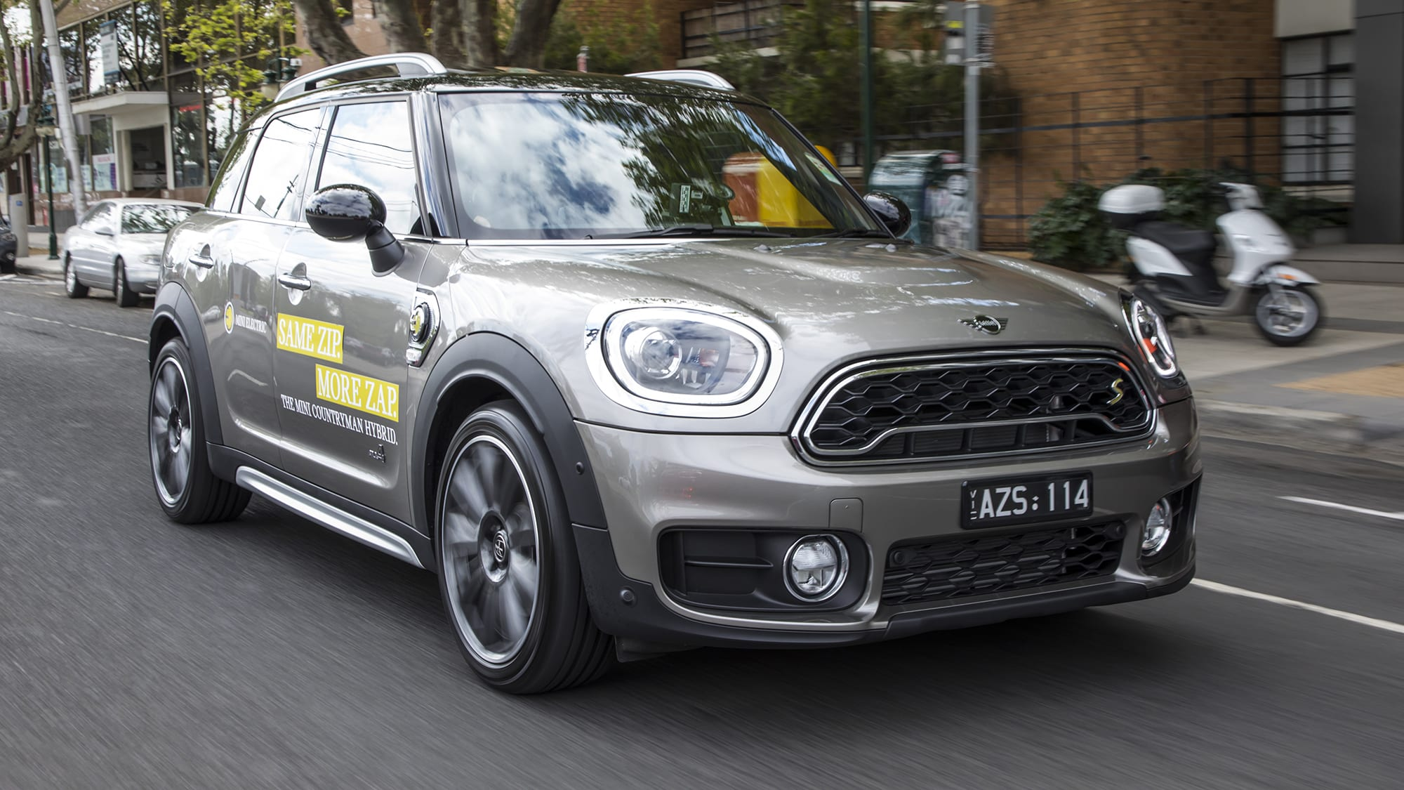 2020 Mini Cooper Clubman Performance and New Engine