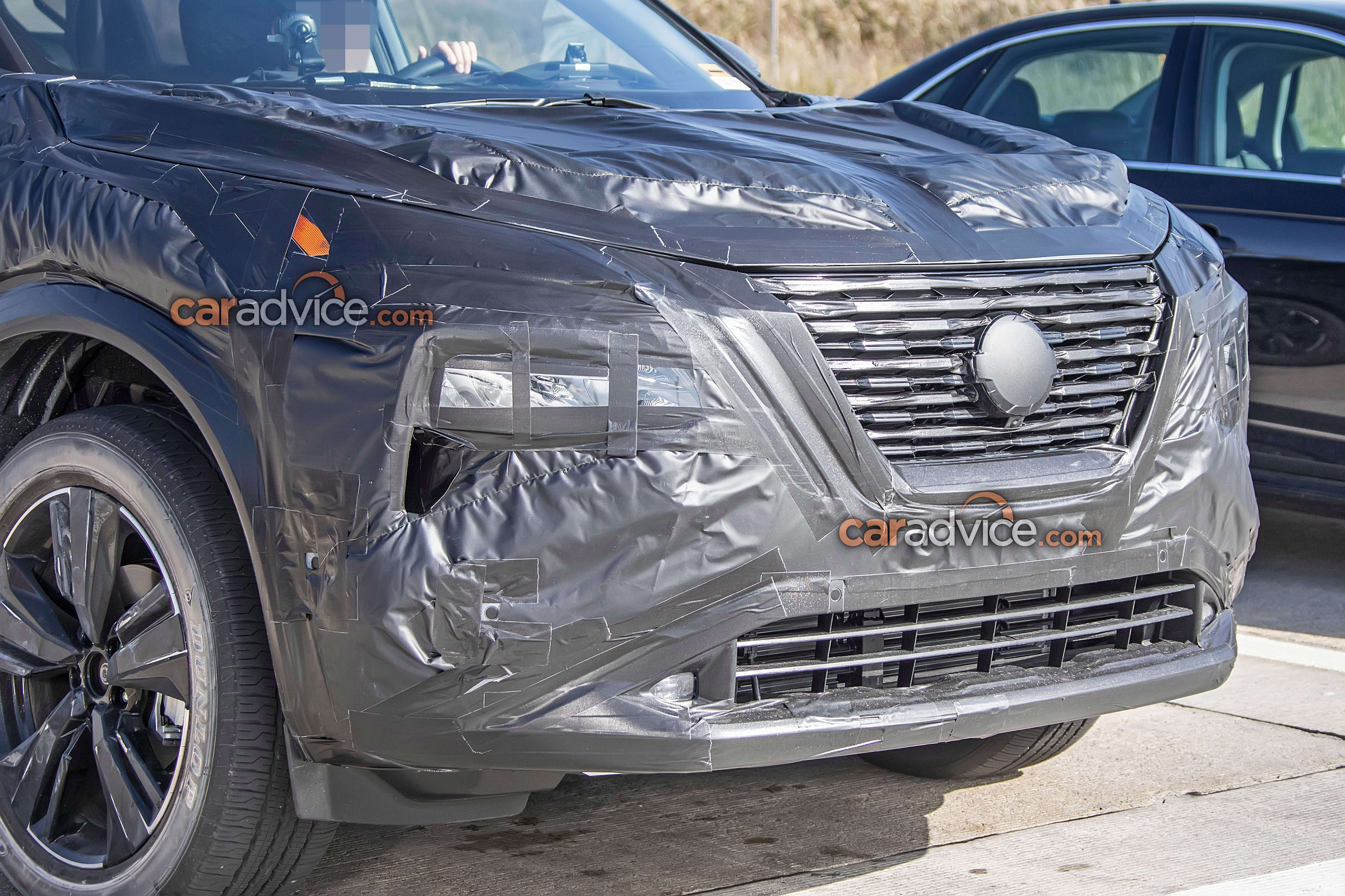 2021 Nissan X Trail Spied Inside And Out Caradvice