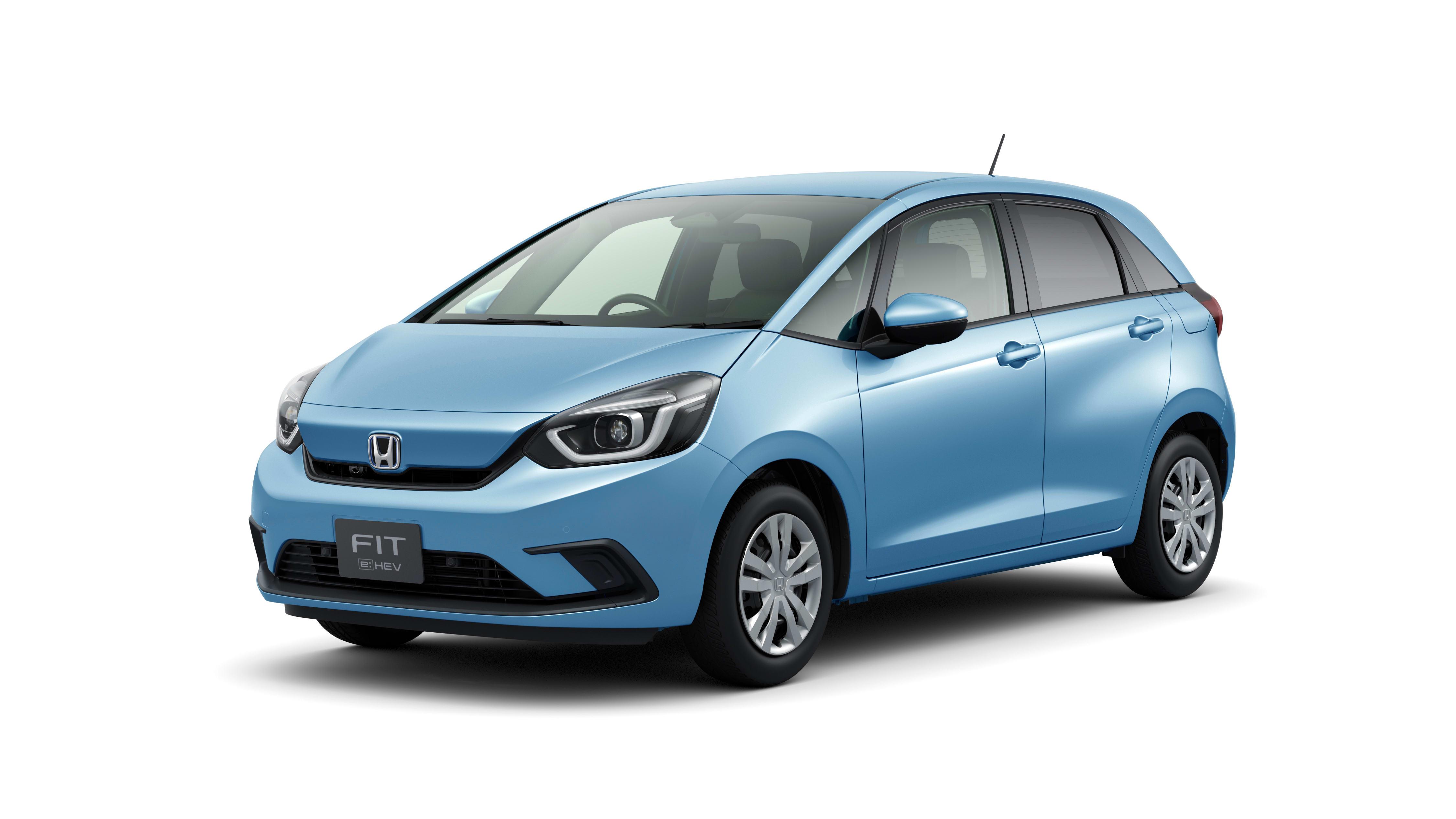 2020 Honda Jazz Hybrid Detailed In Europe Caradvice