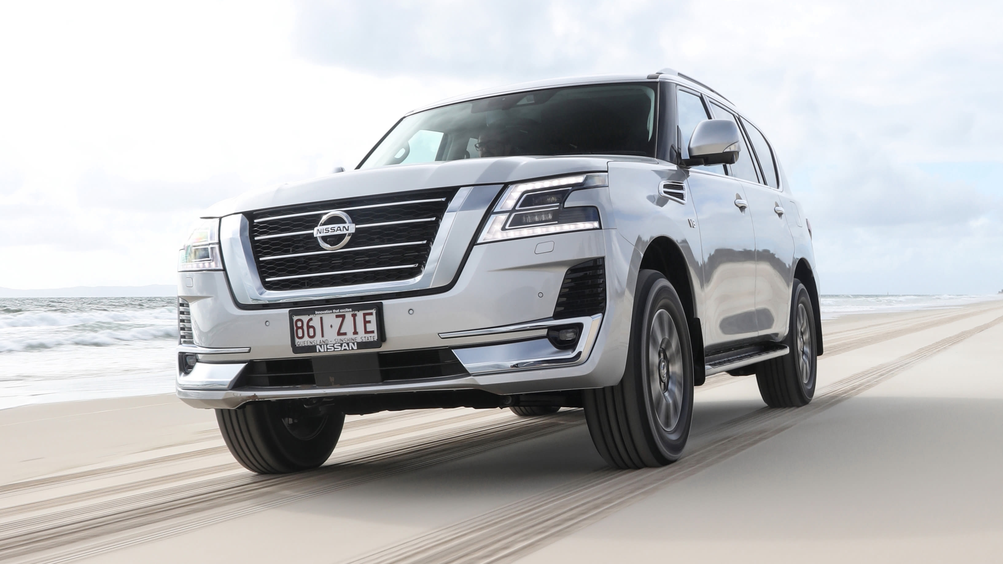 2020 Nissan Patrol Pricing And Specs Aeb Now Standard No Carplay Android For Australia Caradvice