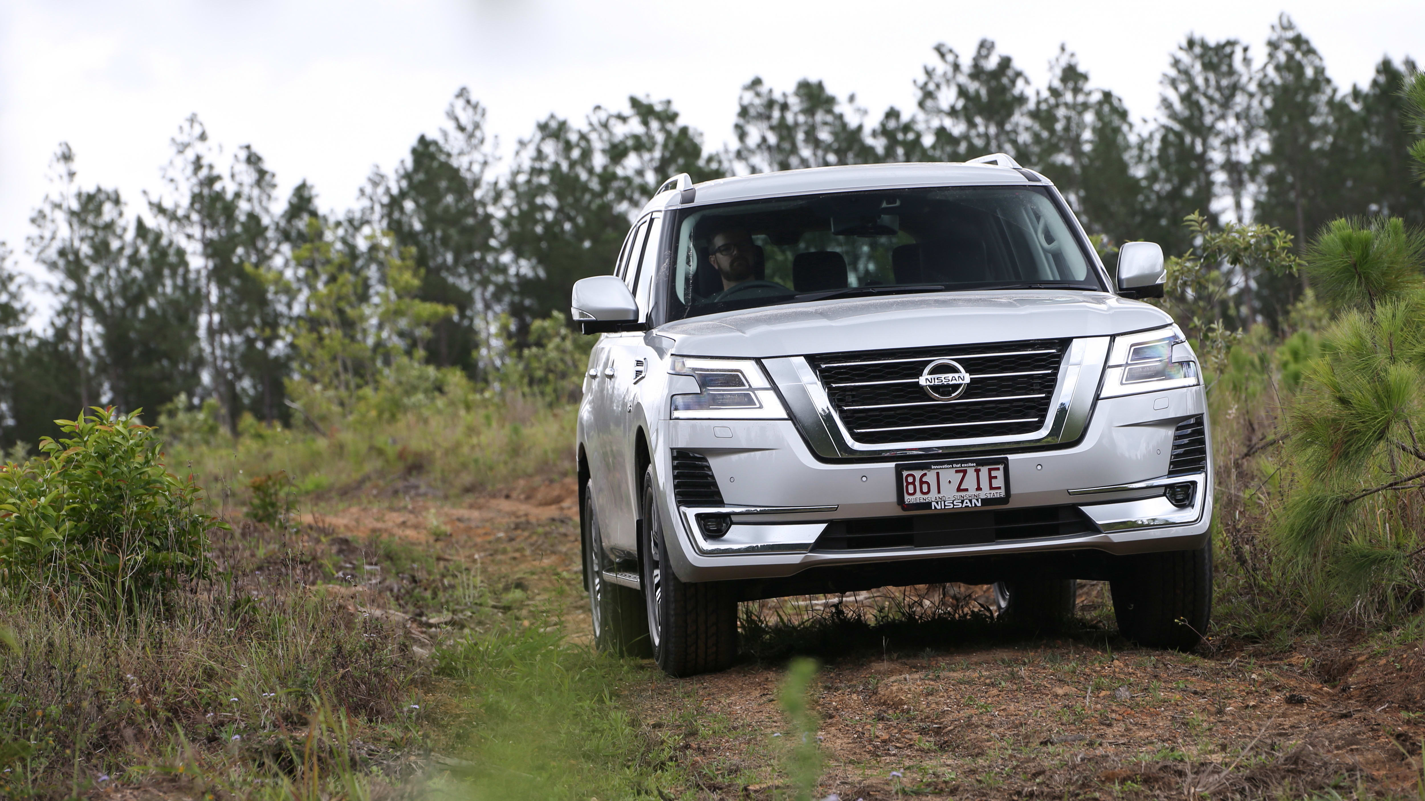 Nissan Patrol Warrior Looking Good For Australia Caradvice