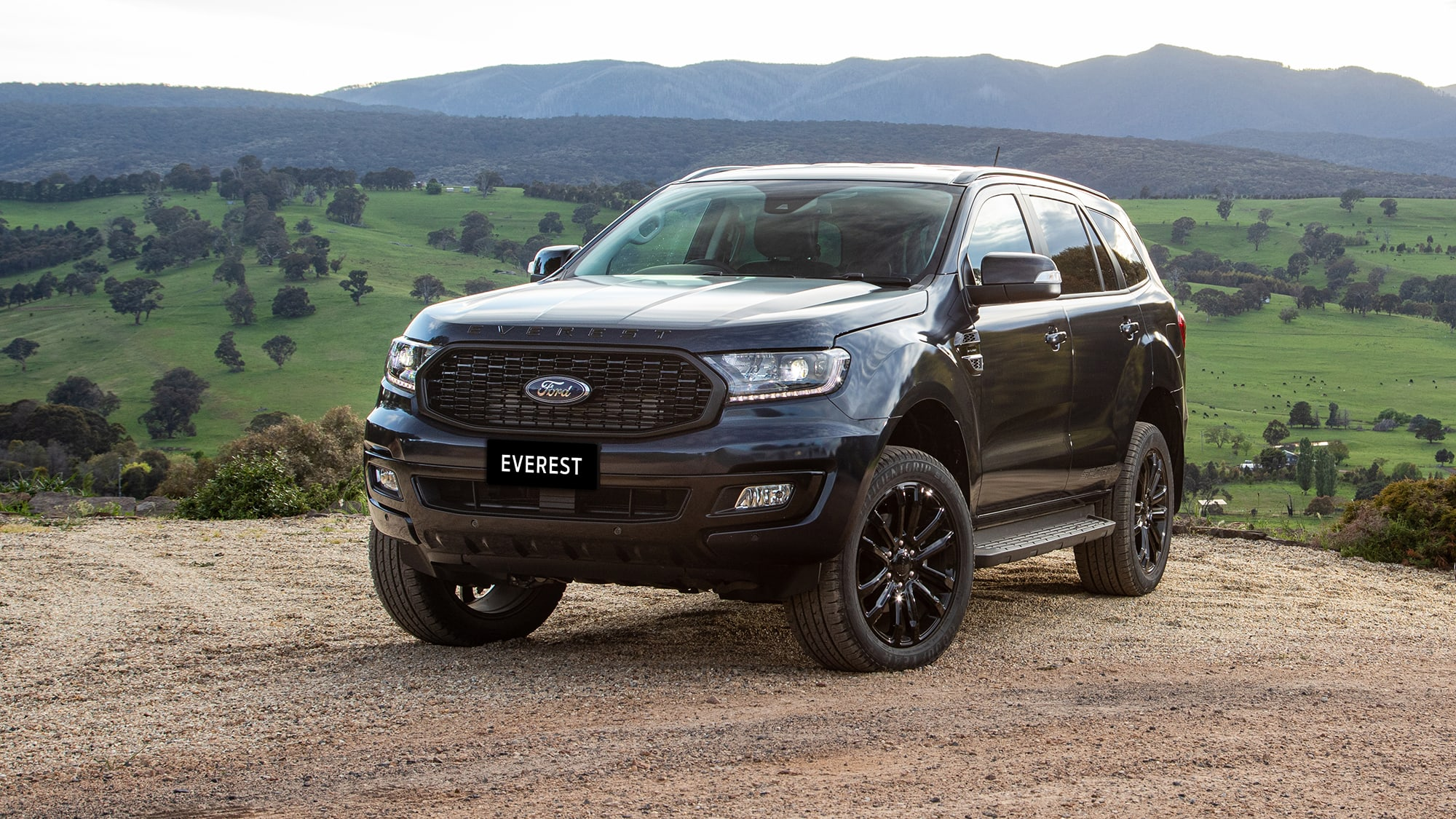 2020 Ford Everest Redesign