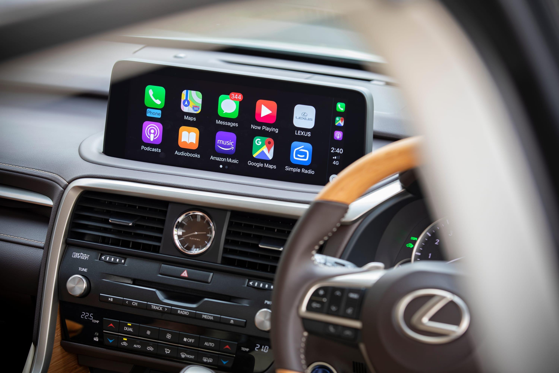 Lexus Australia Confirms Carplay Android Auto Rollout Caradvice