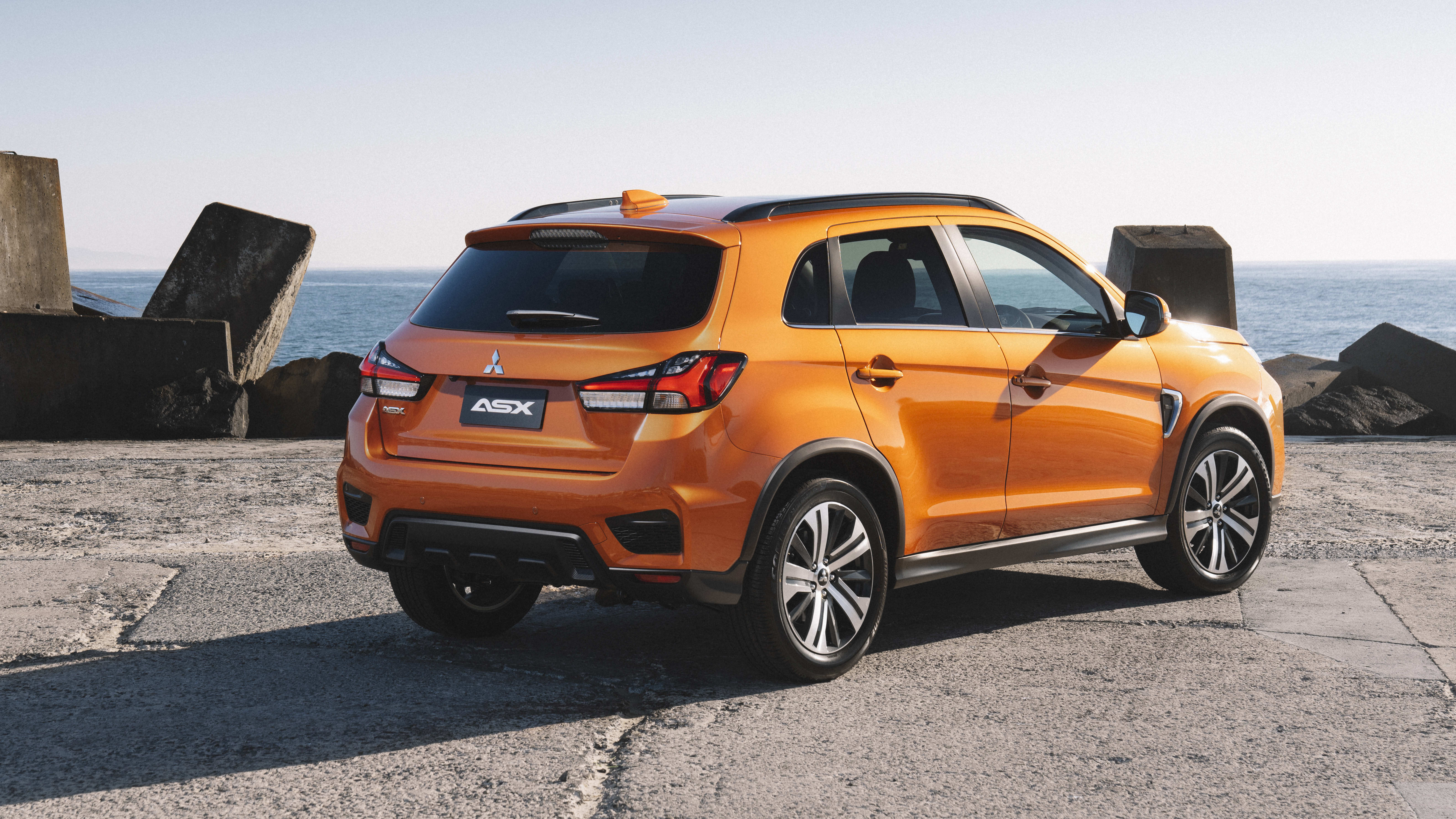 2020 Mitsubishi Asx Pricing And Specs Aeb Now Standard