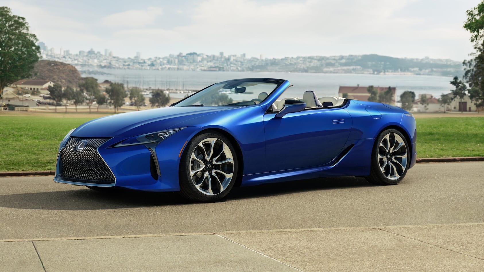 2020 Lexus Lc500 Convertible Revealed Confirmed For Australia Caradvice