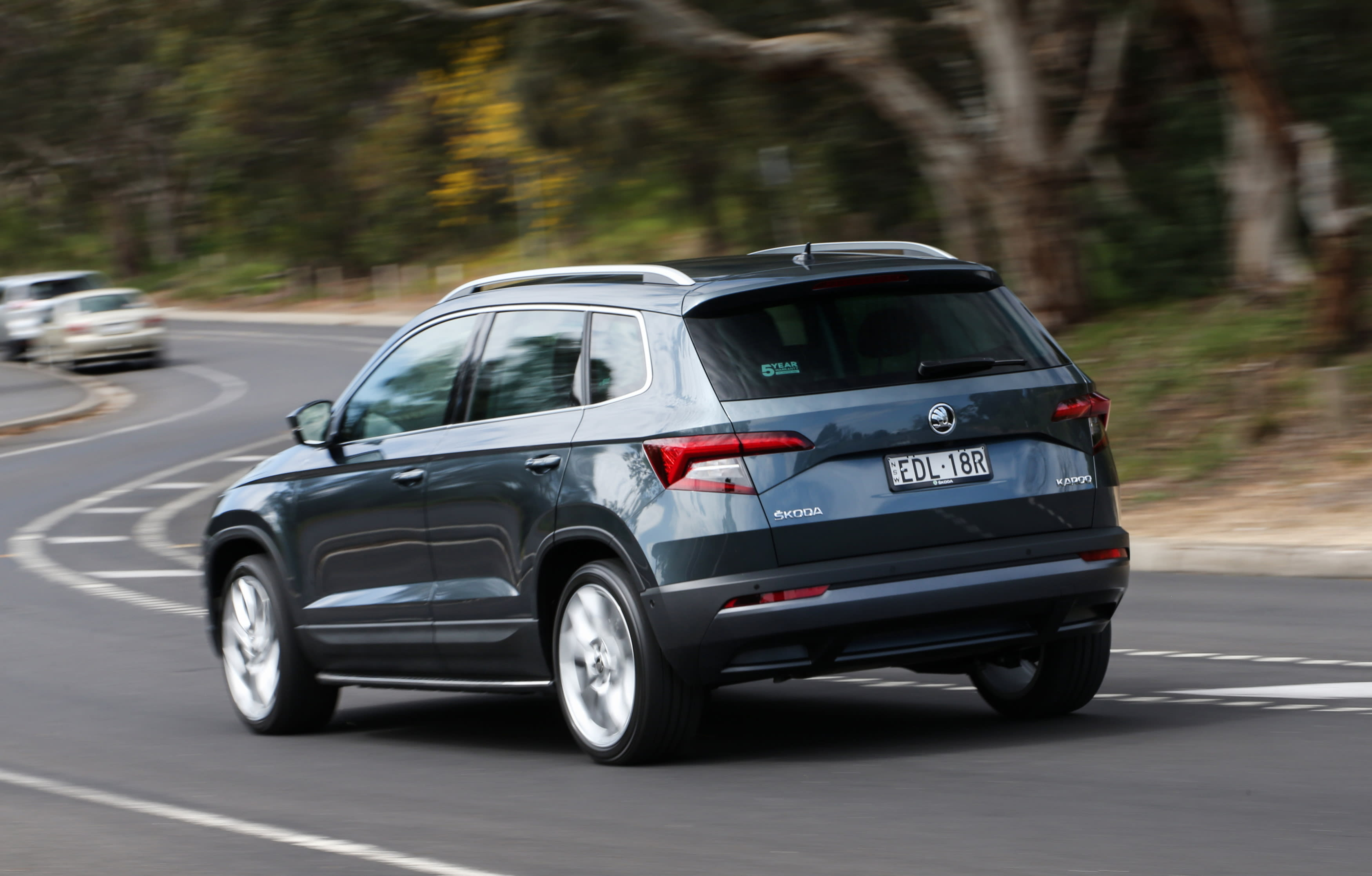 2020 Skoda Karoq Gets Less Efficient 110tsi Engine New 140tsi Sportline Hero Caradvice