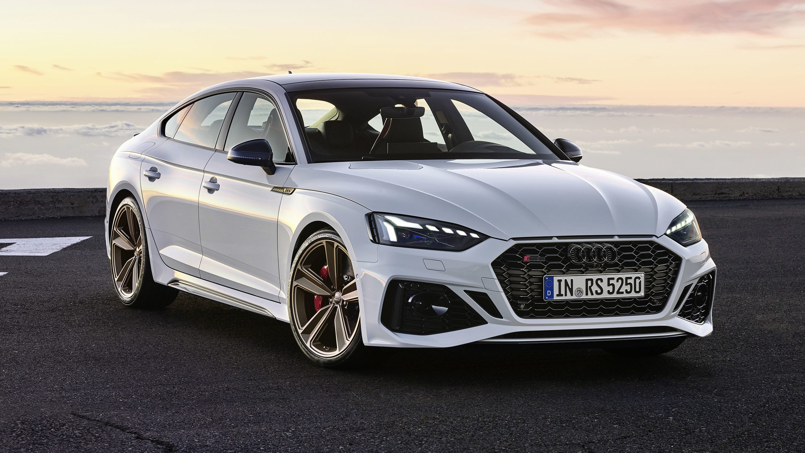 2020 Audi Rs5 Coupe And Sportback Facelift Unveiled Caradvice