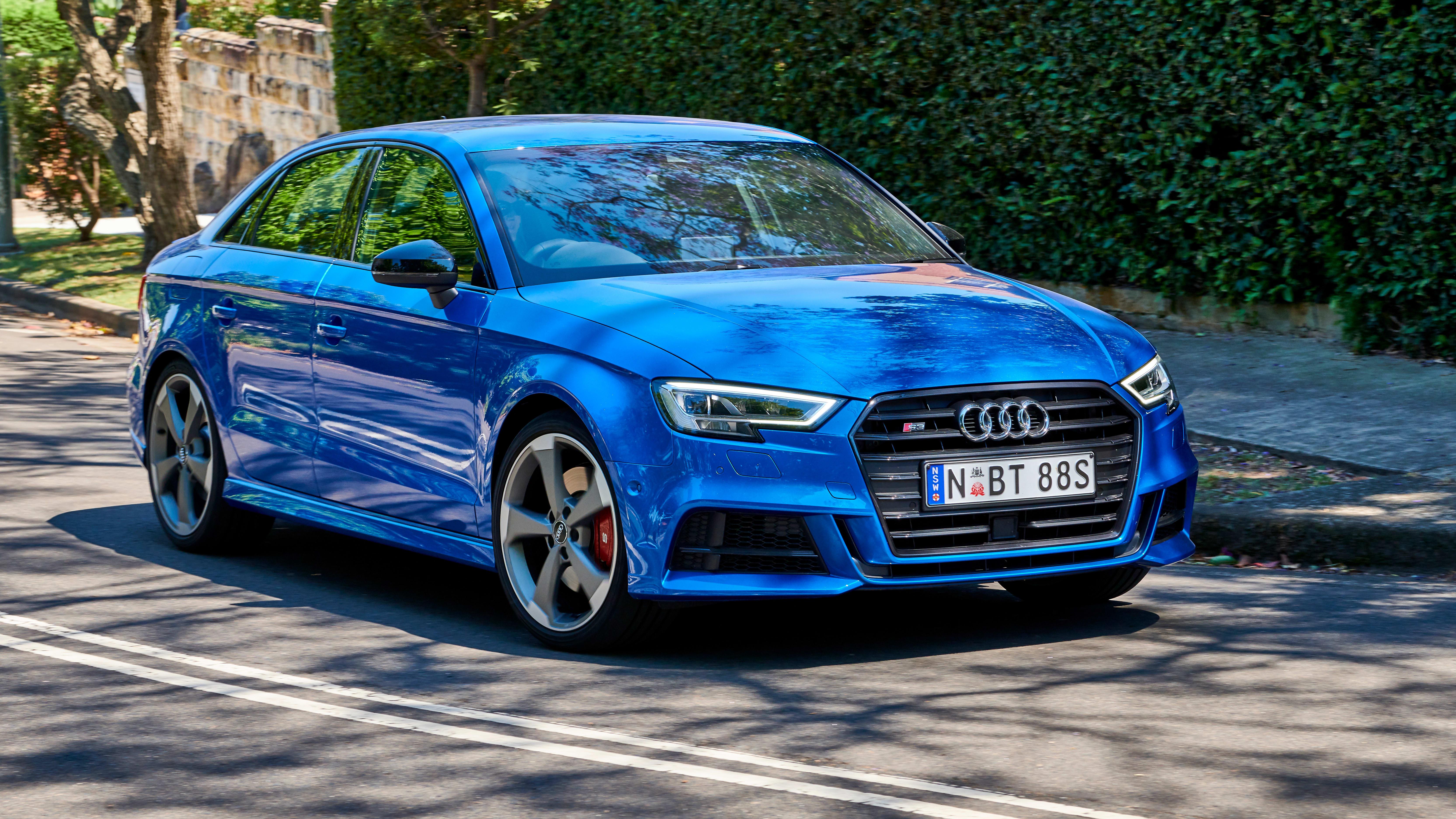 Kelebihan Audi S3 Sedan Spesifikasi