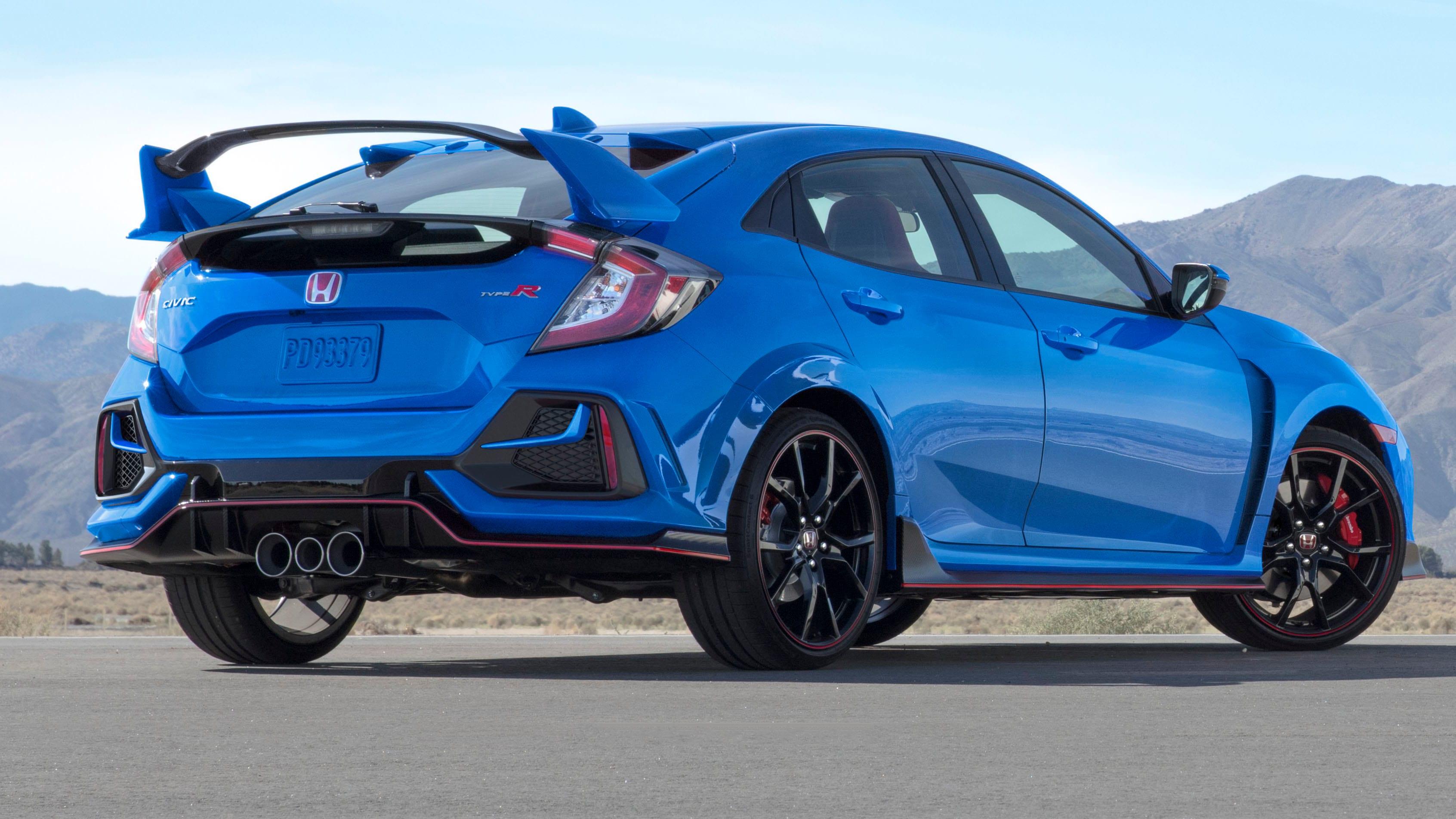 2020 Honda Civic Type R Facelift Unveiled Caradvice