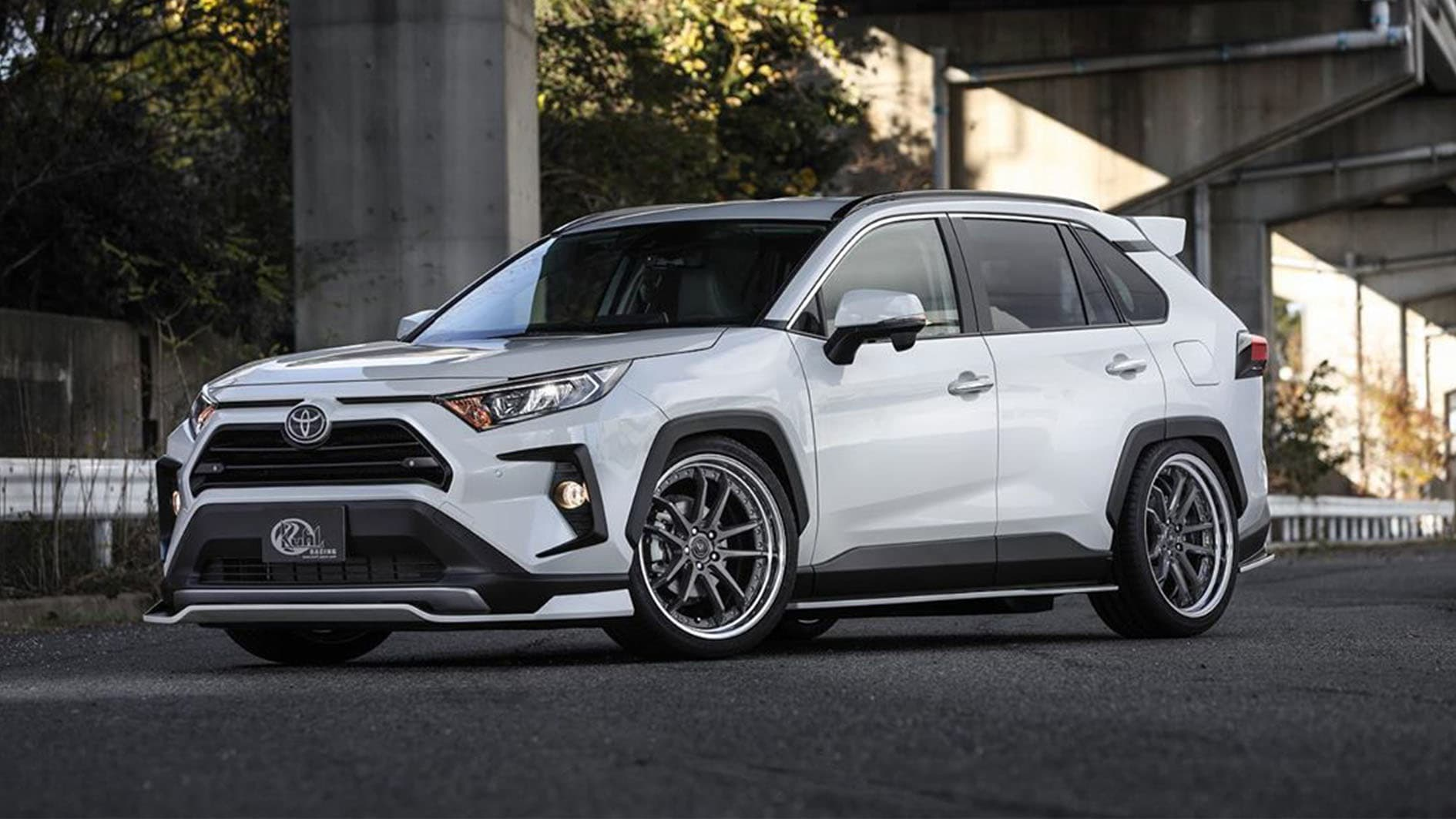 2020 Toyota Rav4 Kitted Up Like A Hot Hatch Caradvice