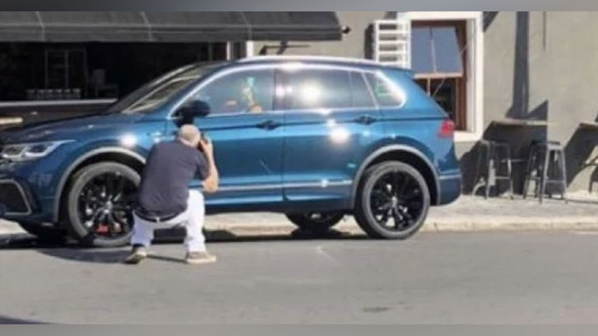 2020 Volkswagen Tiguan Facelift Spotted Caradvice