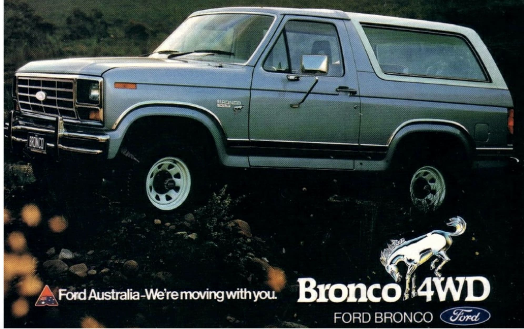 2020 Ford Bronco Teased In New Video Still No Closer To Australia Caradvice