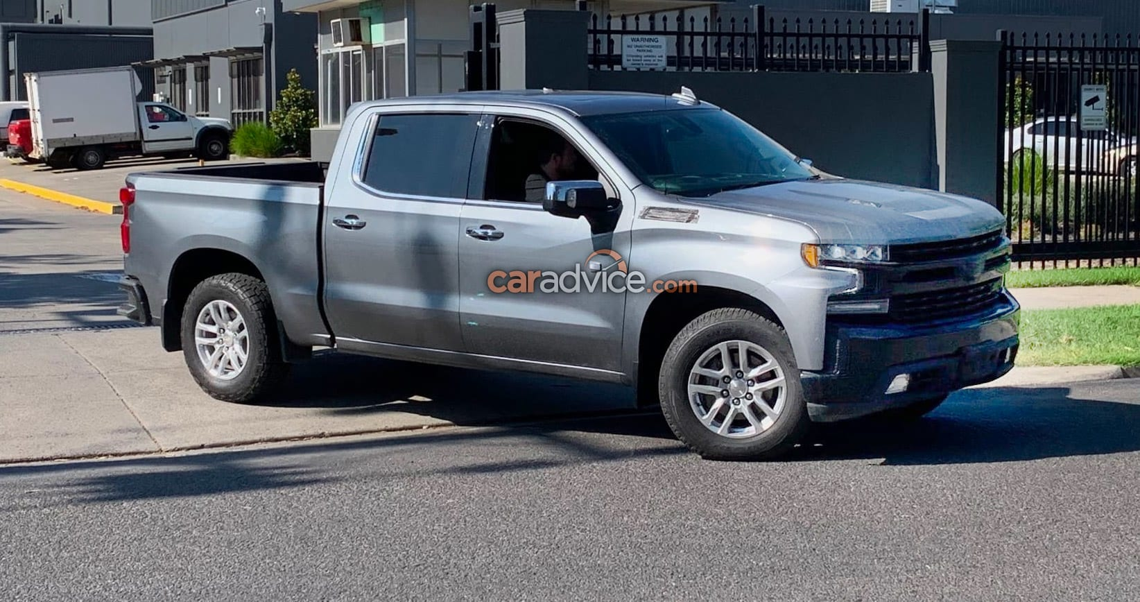 Exclusive Chevrolet Silverado 1500 V8 Arrives In Australia Due In Holden Showrooms Next Month Caradvice