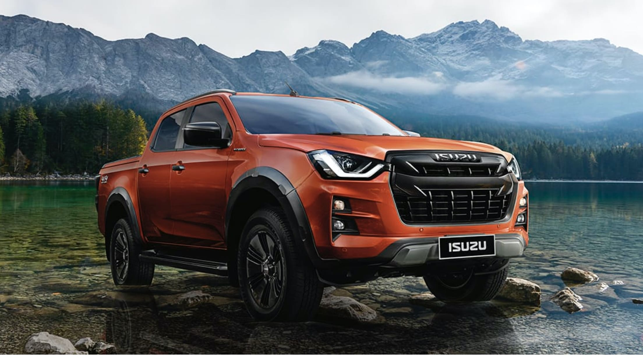 2020 Isuzu Dmax Redesign and Concept