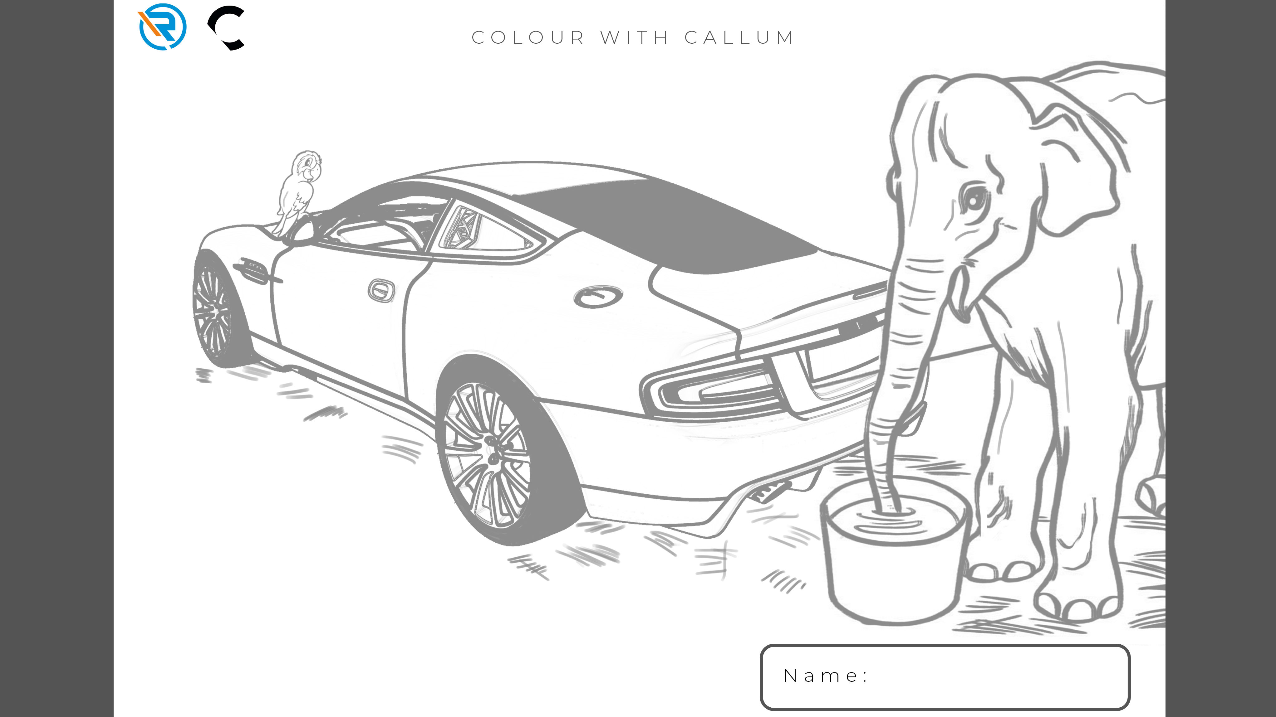 Disney Cars Coloring Pages Pictures - Whitesbelfast | 2299x4088