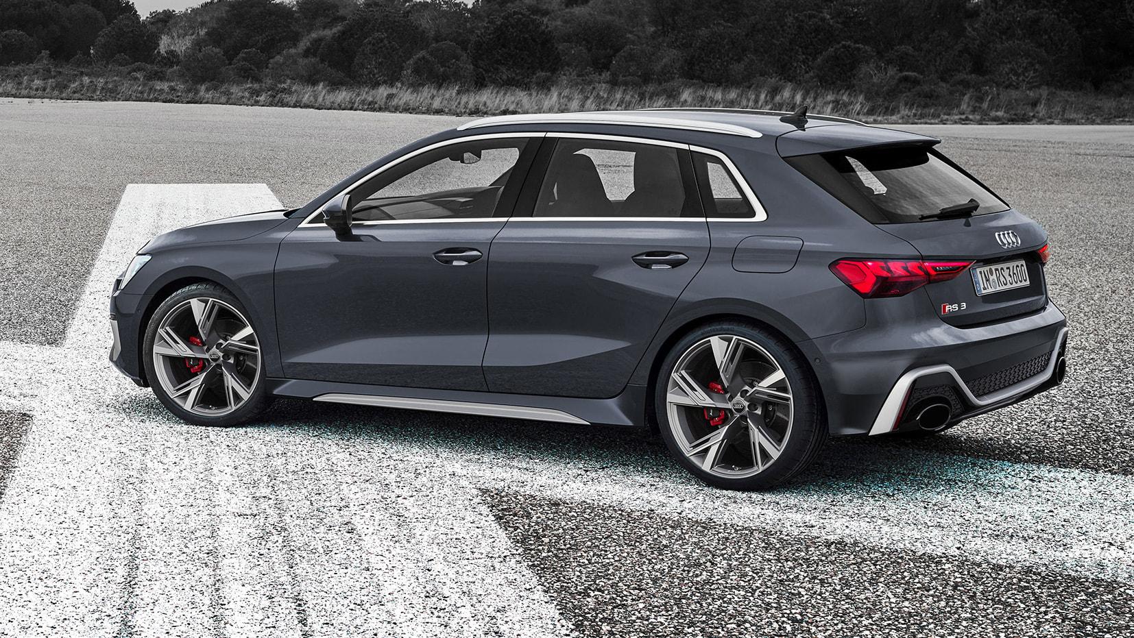 2021 Audi Rs3 Sportback And Sedan Spied Caradvice