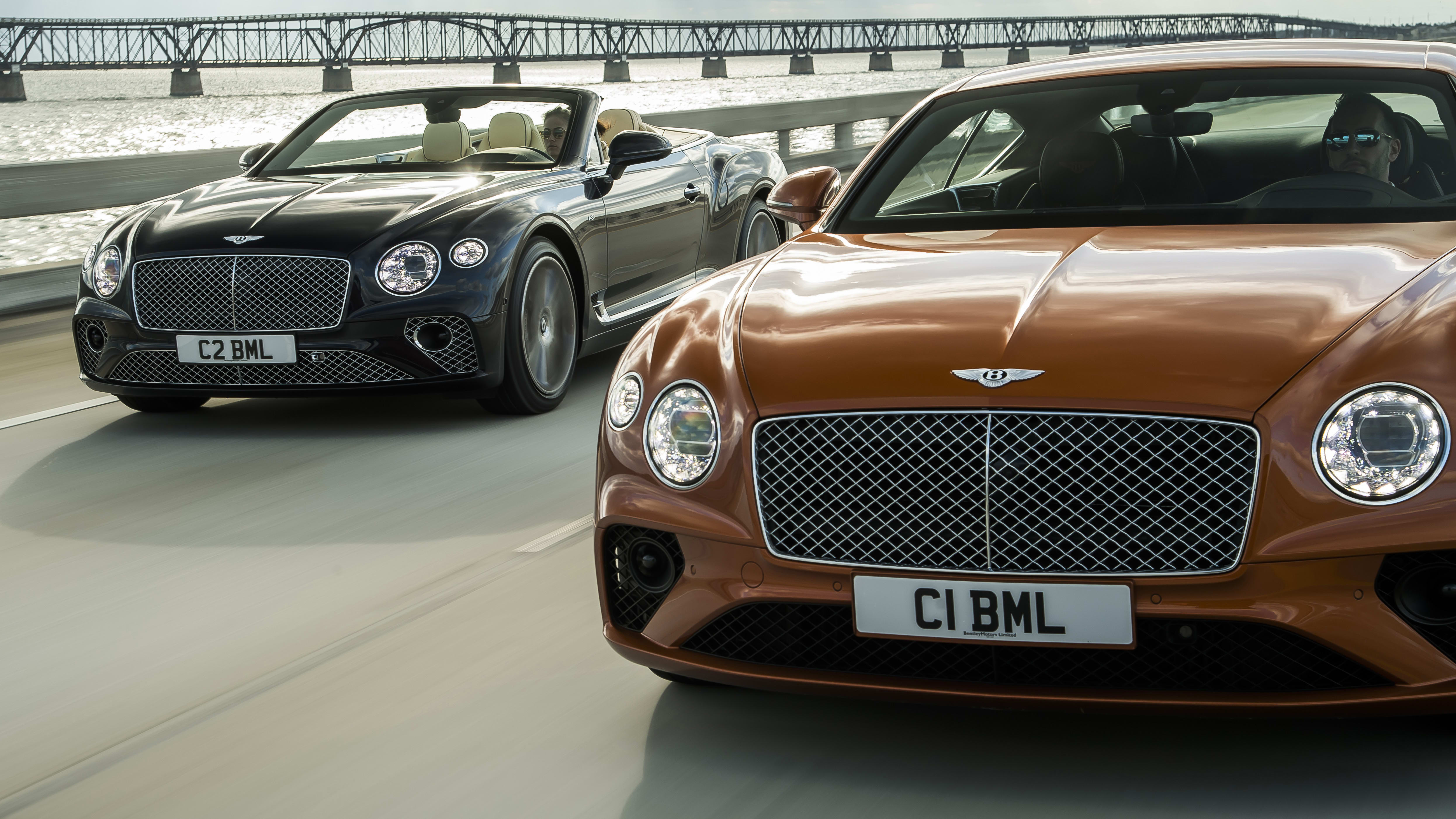 2020 Bentley Continental Gt V8 Coupe And Convertible Pricing And Specs Caradvice