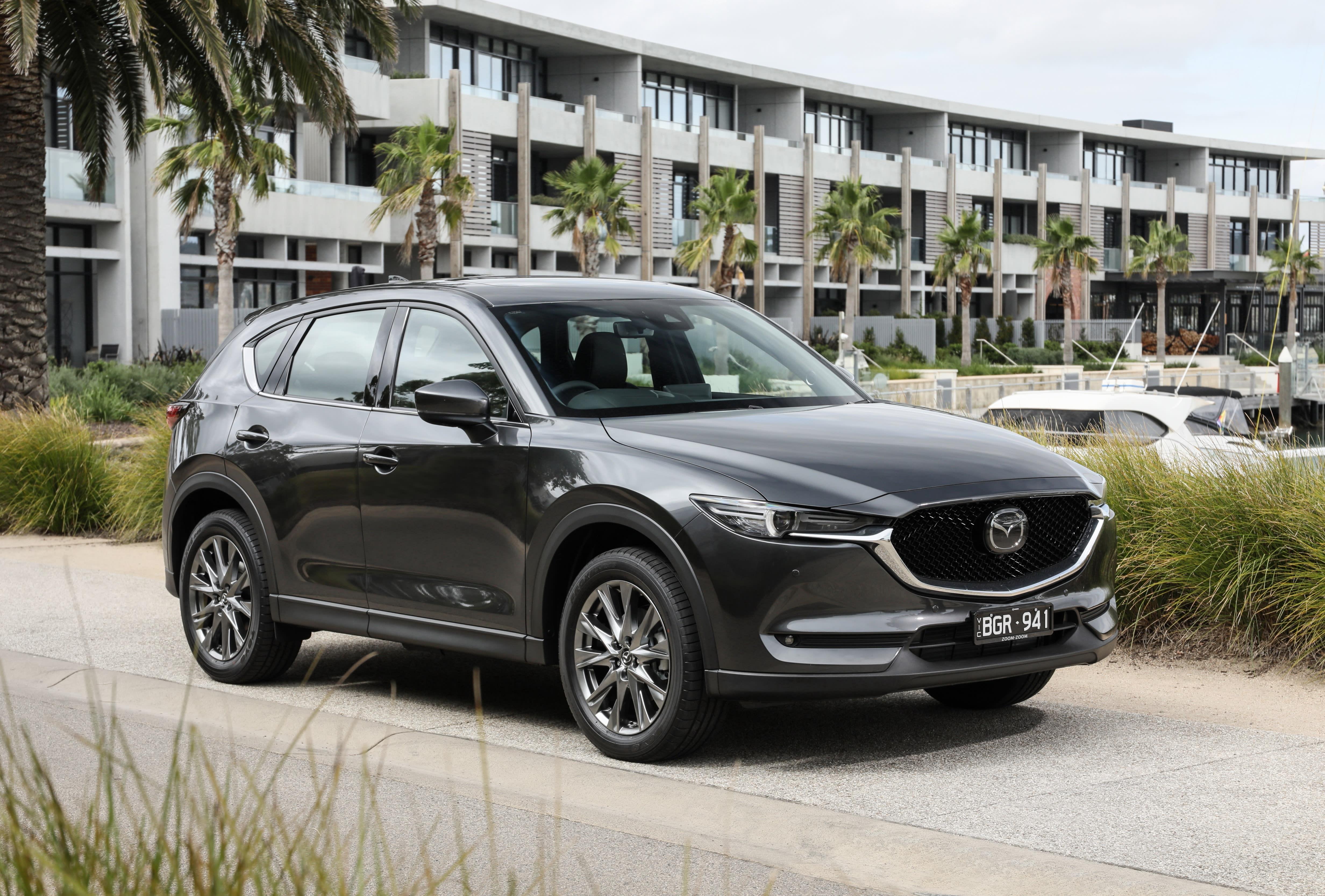 Kekurangan Mazda X5 Review