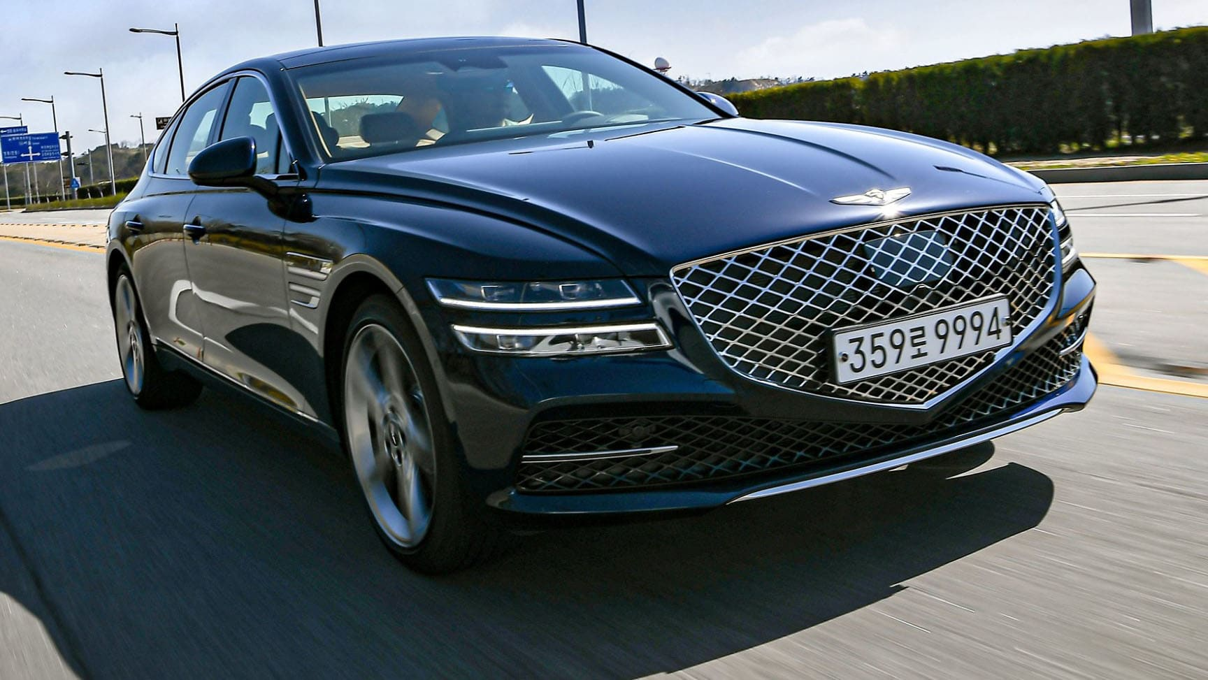 2021 Genesis G80 More Details Released Caradvice