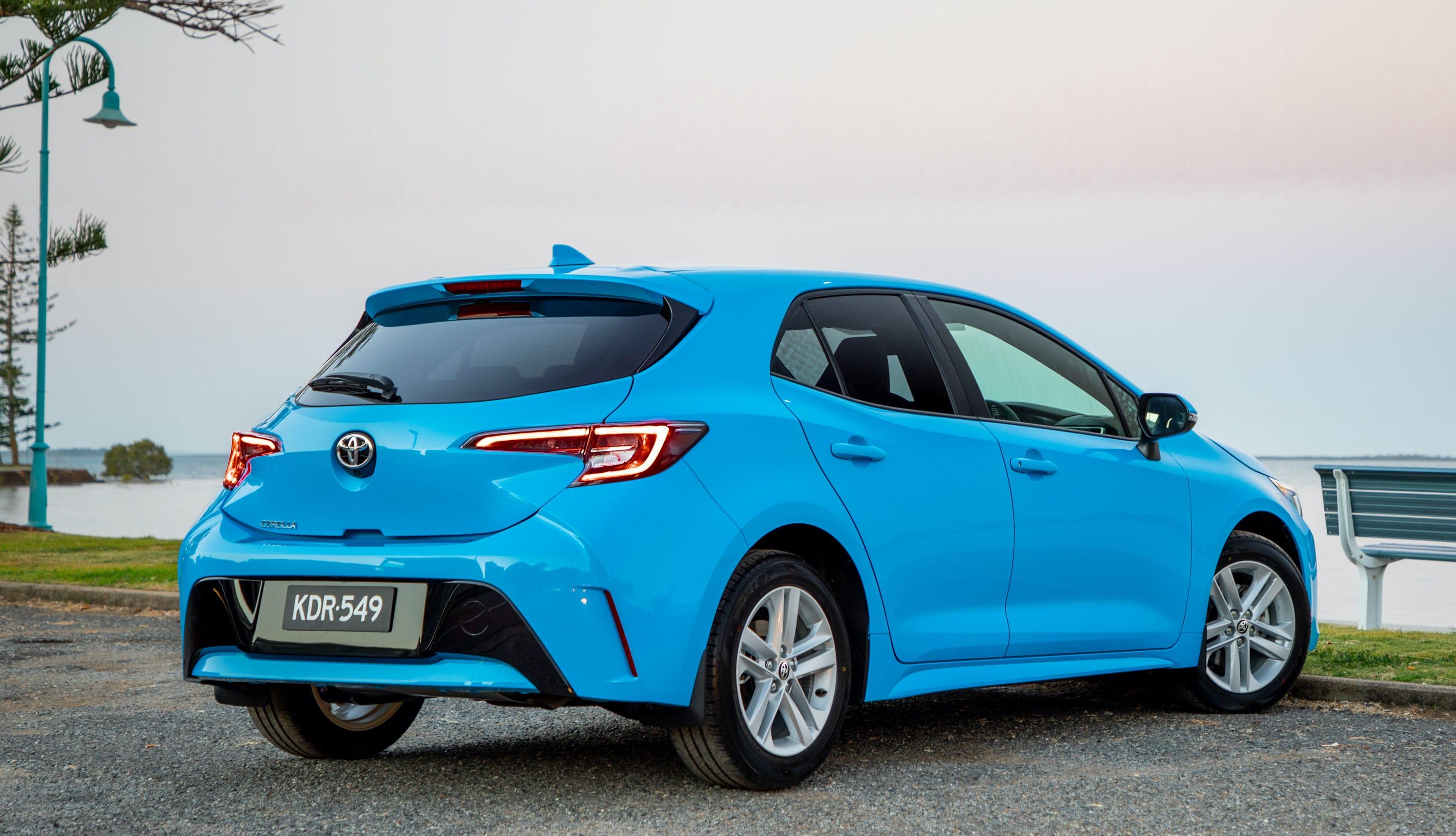 2020 Toyota Corolla Hatchback Reviews