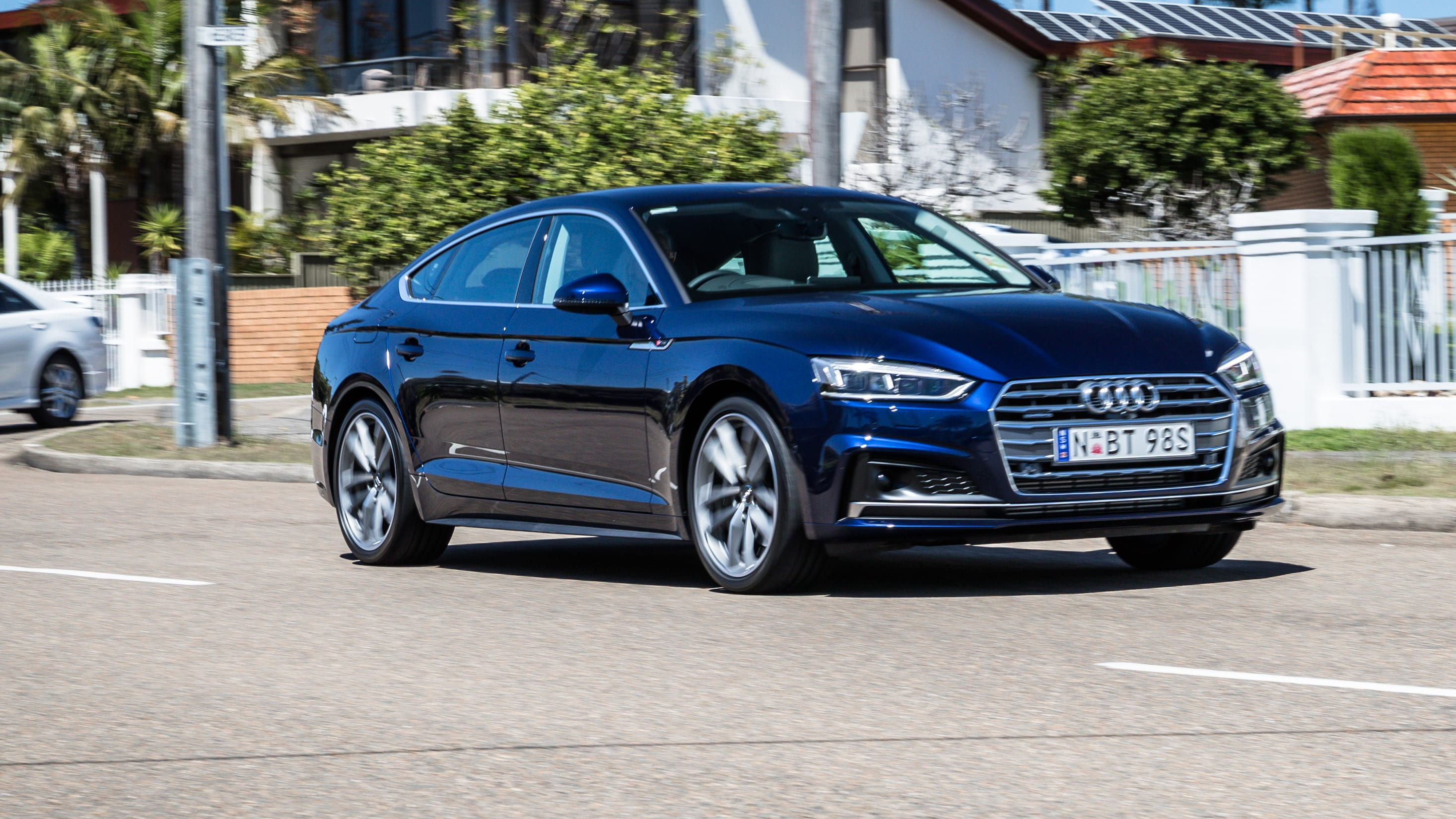 2020 Audi A5 Sportback Review 45 Tfsi Quattro Caradvice
