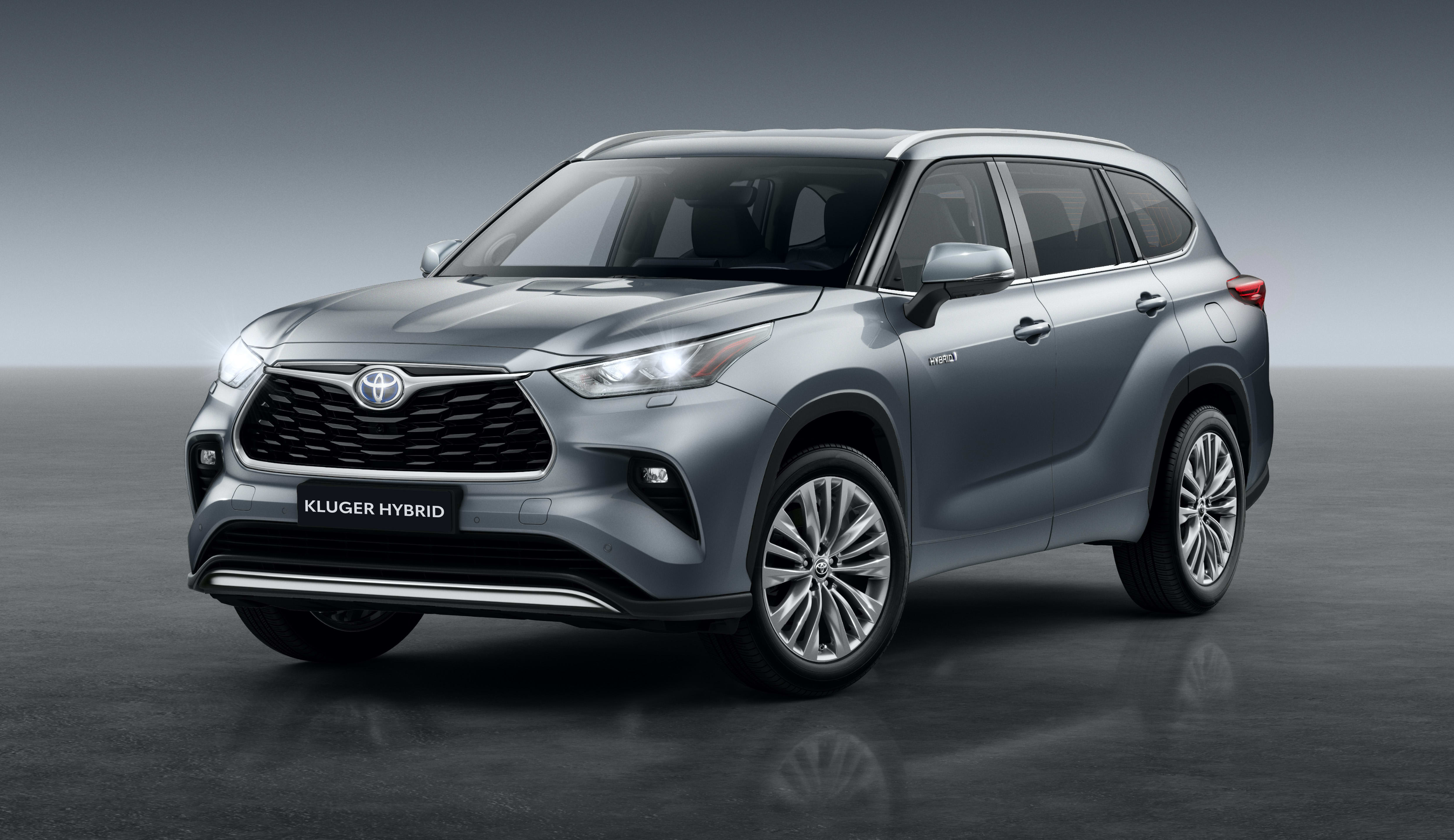 First Drive Toyota Kluger 2021 Price