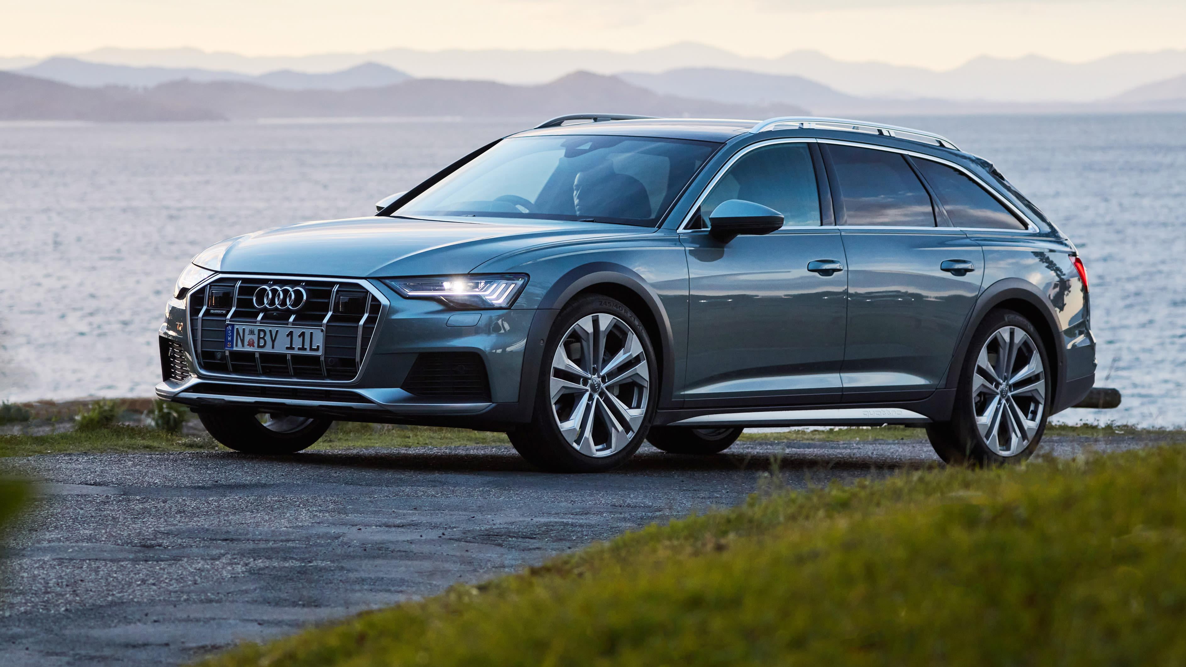 2020 Audi Allroad Ratings