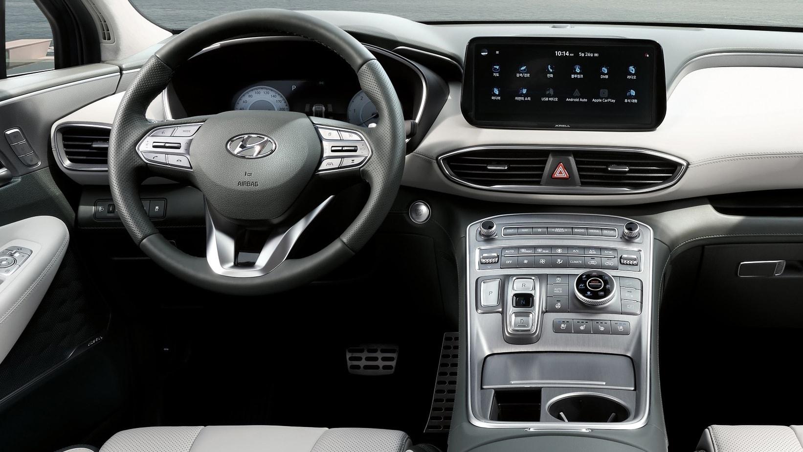 2021 Hyundai Santa Fe Revealed Ahead Of Australian Launch Caradvice