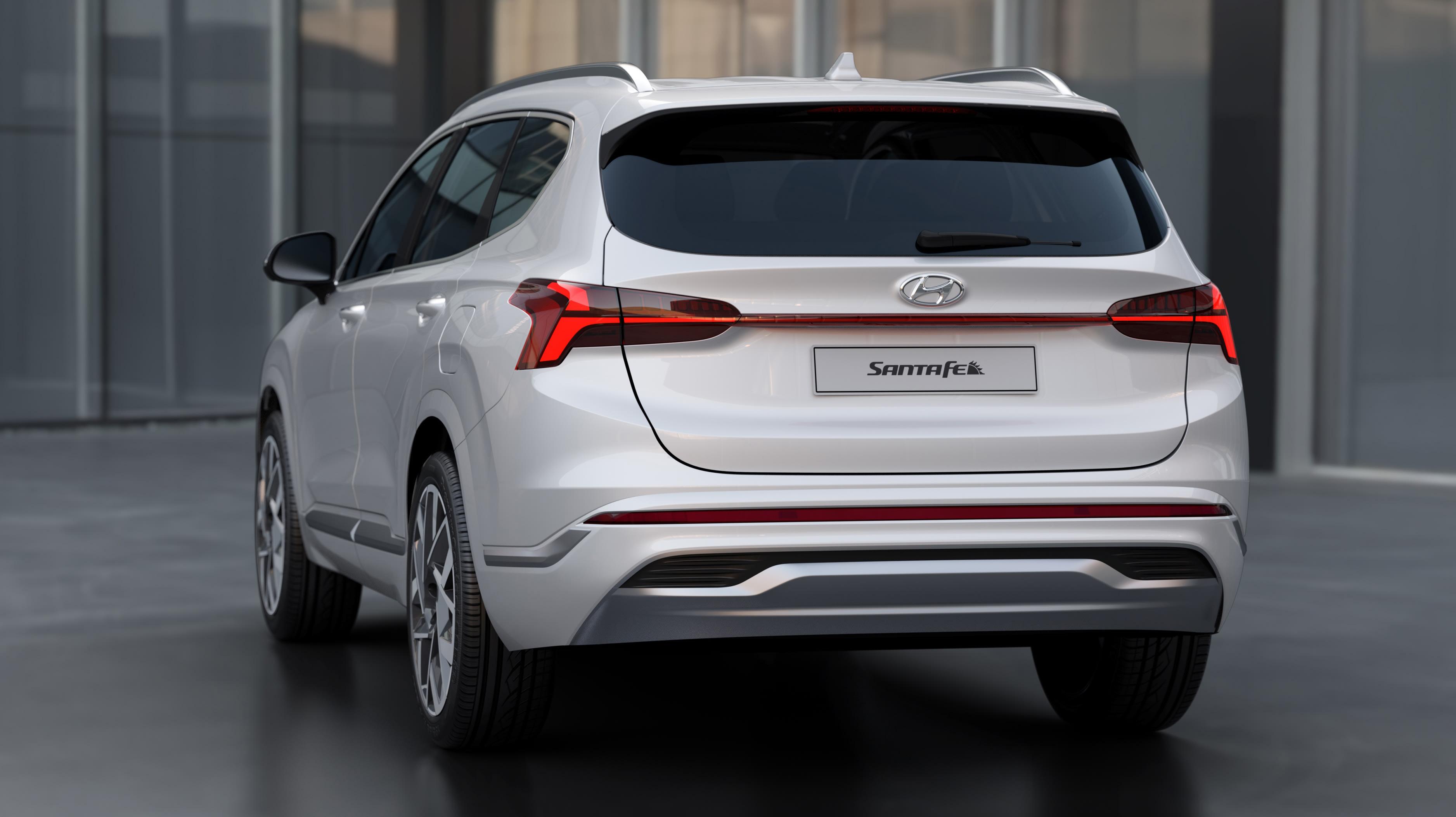 2021 Hyundai Veracruz New Concept