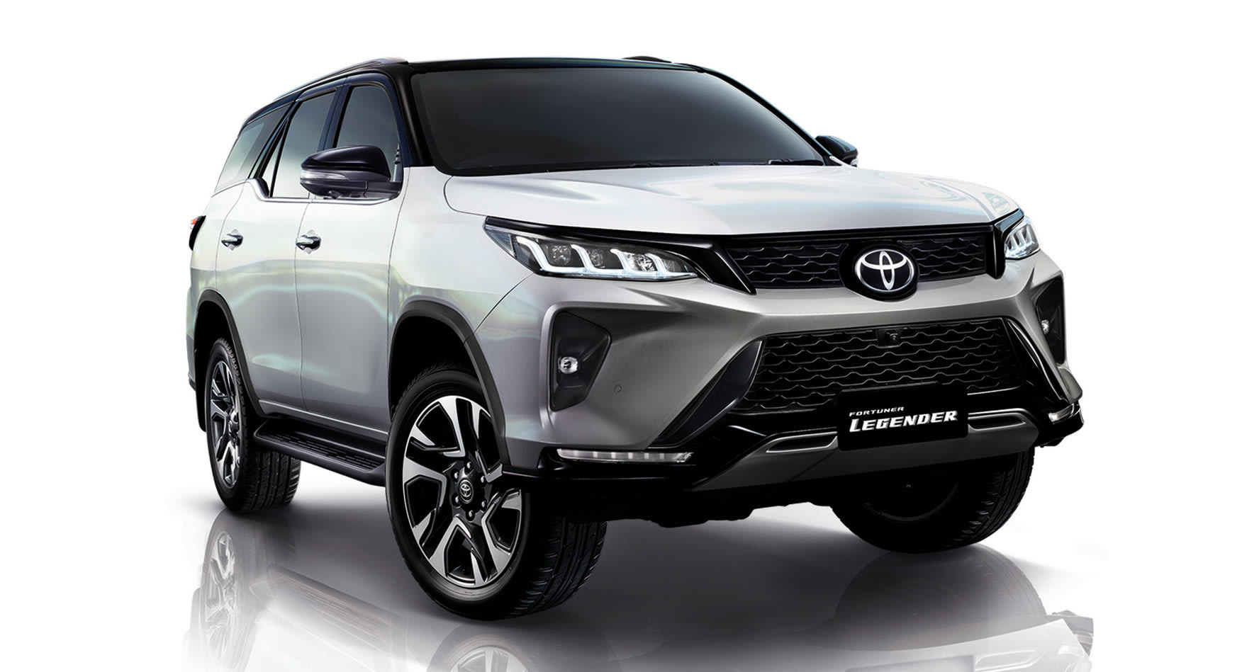 New 5 Toyota Fortuner gets a makeover and more power, due in