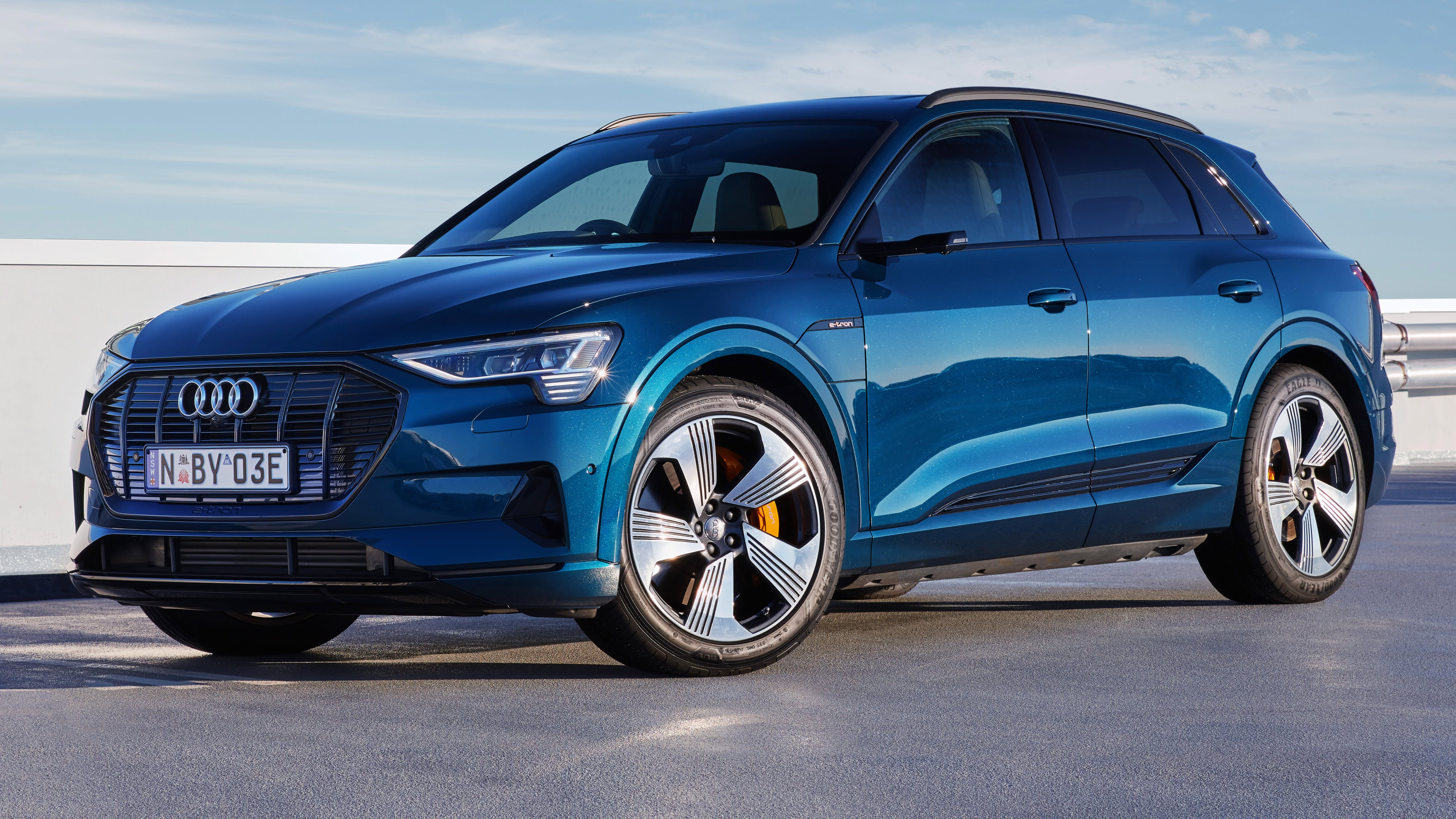 2020 Audi E Tron Suv And E Tron Sportback Price And Specs Update Caradvice