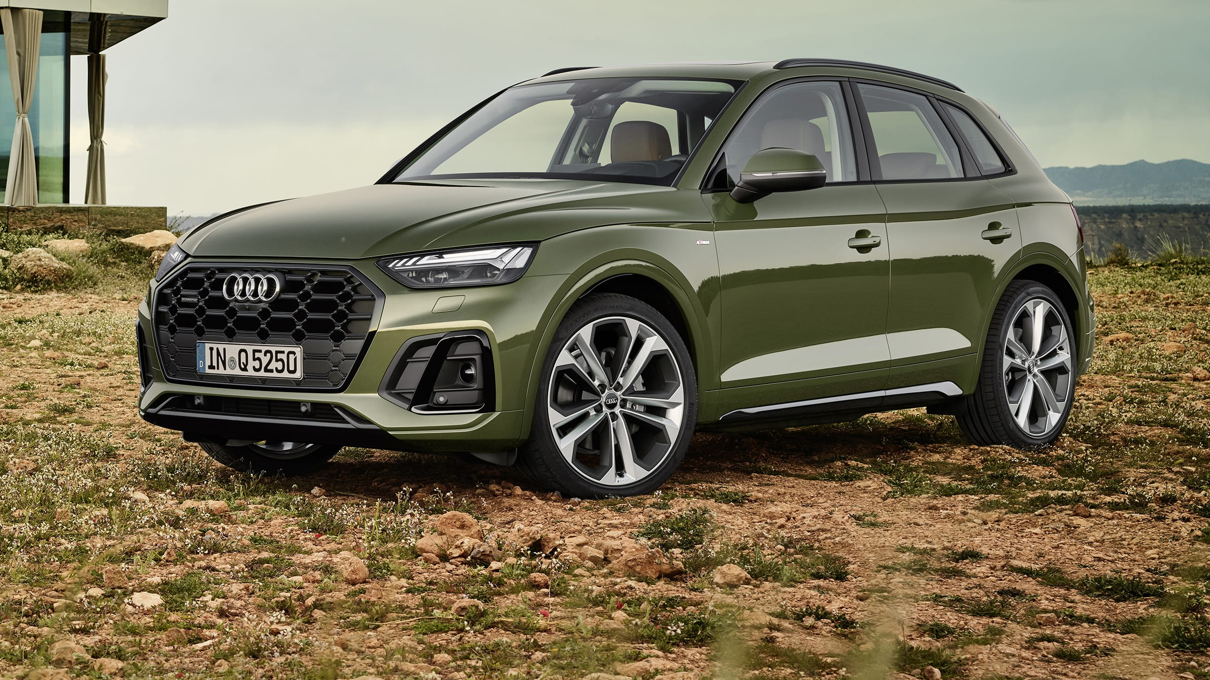 2021 Audi Sq5 Performance