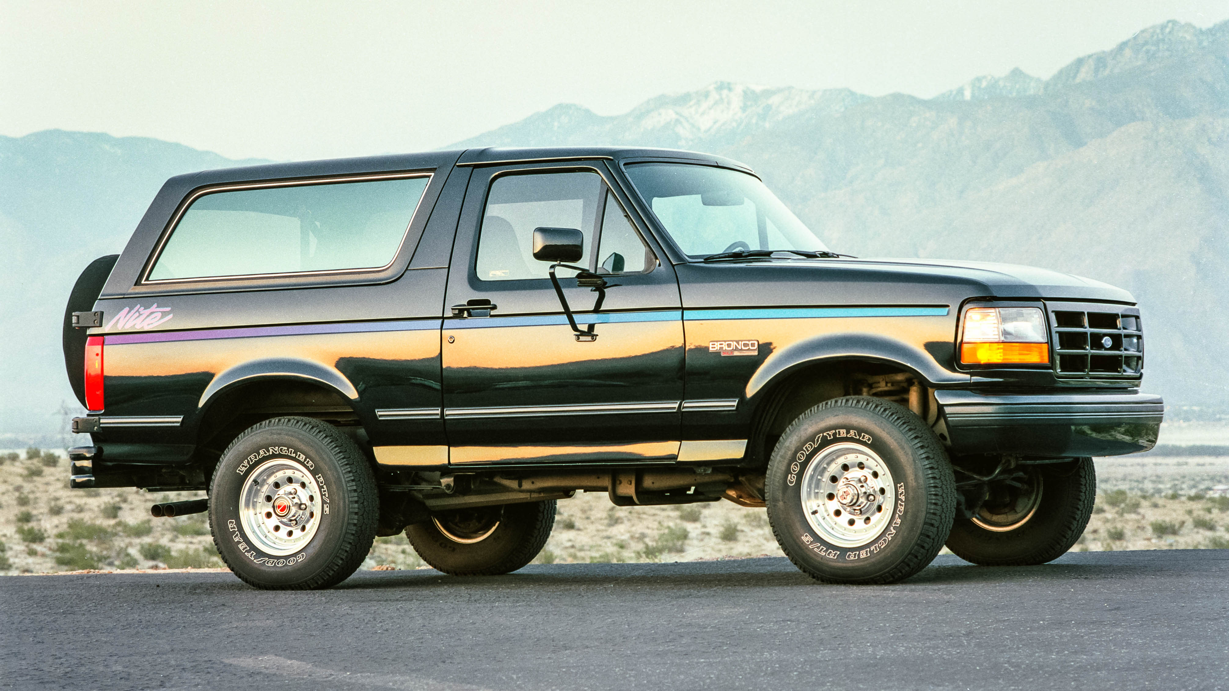 A Short History Of The Ford Bronco Caradvice