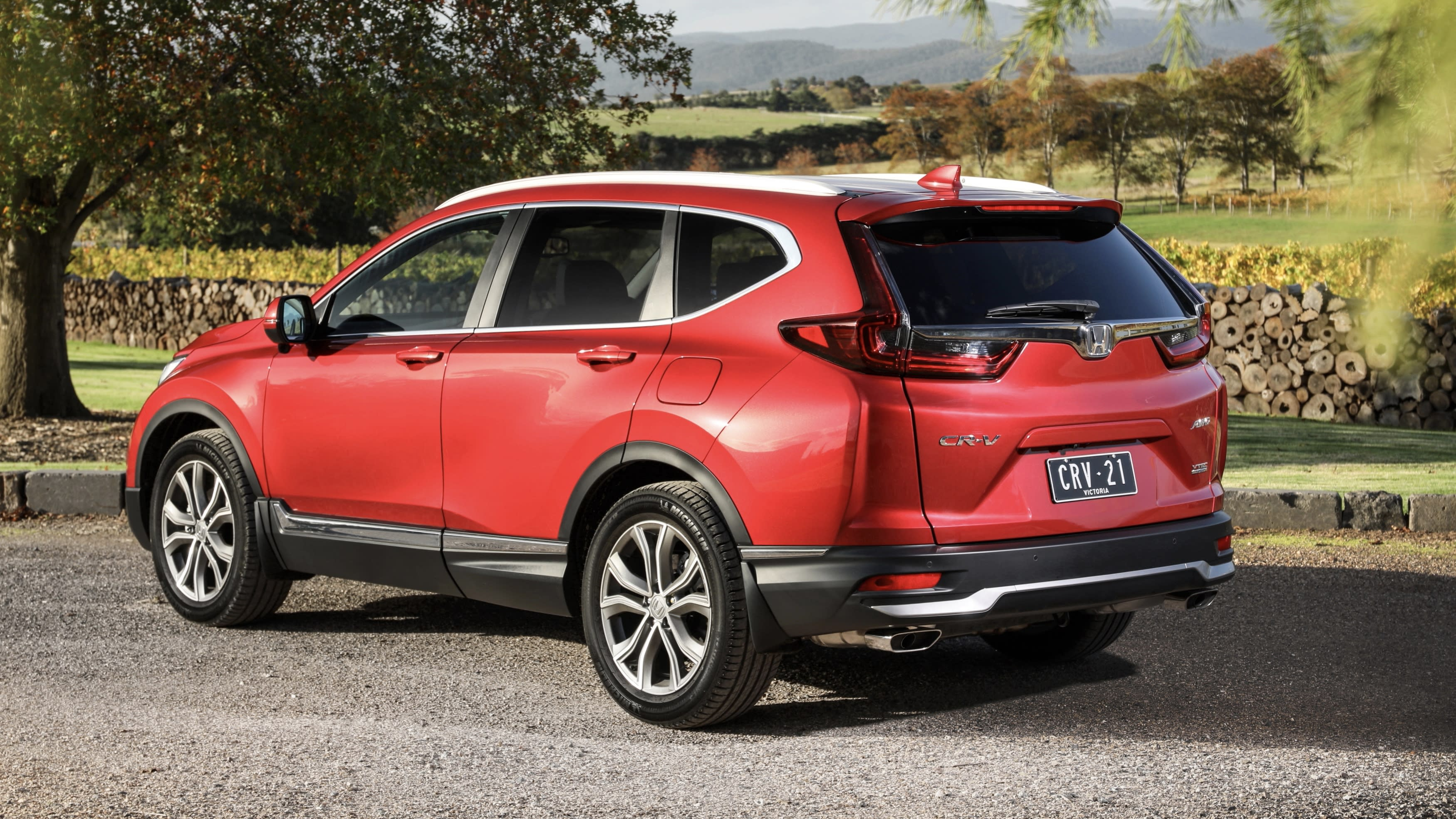 Review and Release date What Will The 2021 Honda Crv Look Like