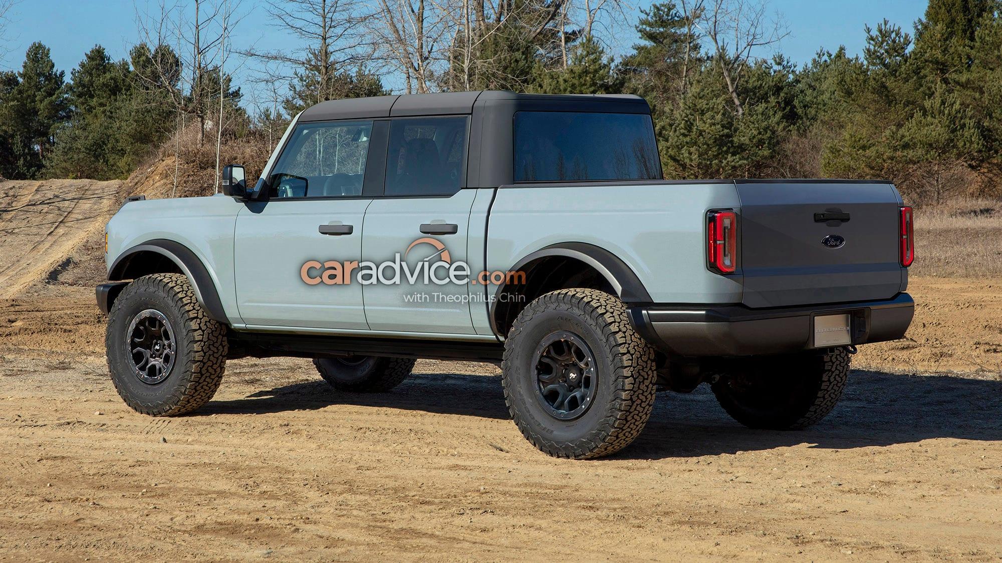 Ford Bronco Ute Will It Come To Australia Caradvice