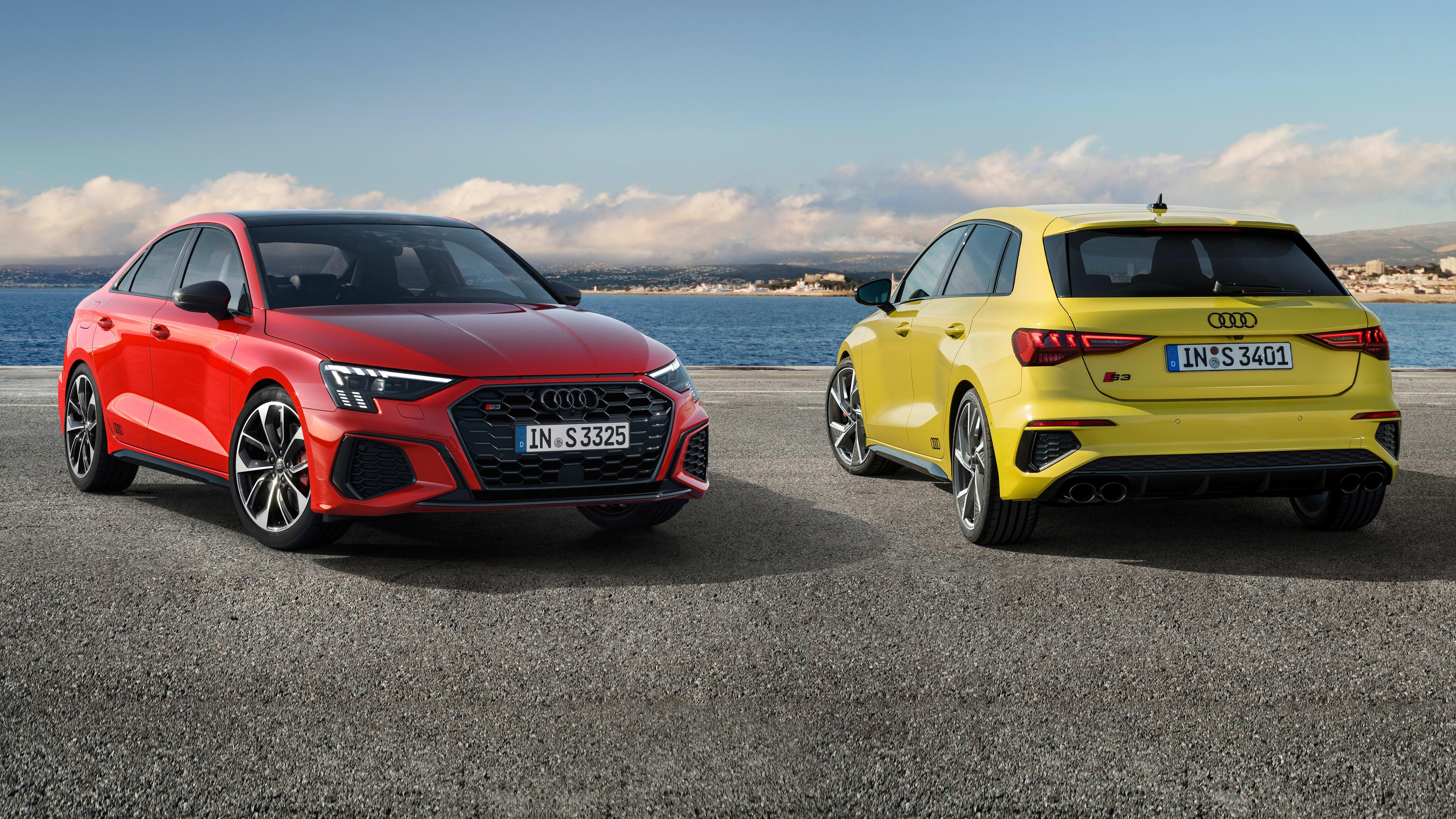 2021 Audi S3 Sportback And Sedan Revealed Australia Confirmed Caradvice