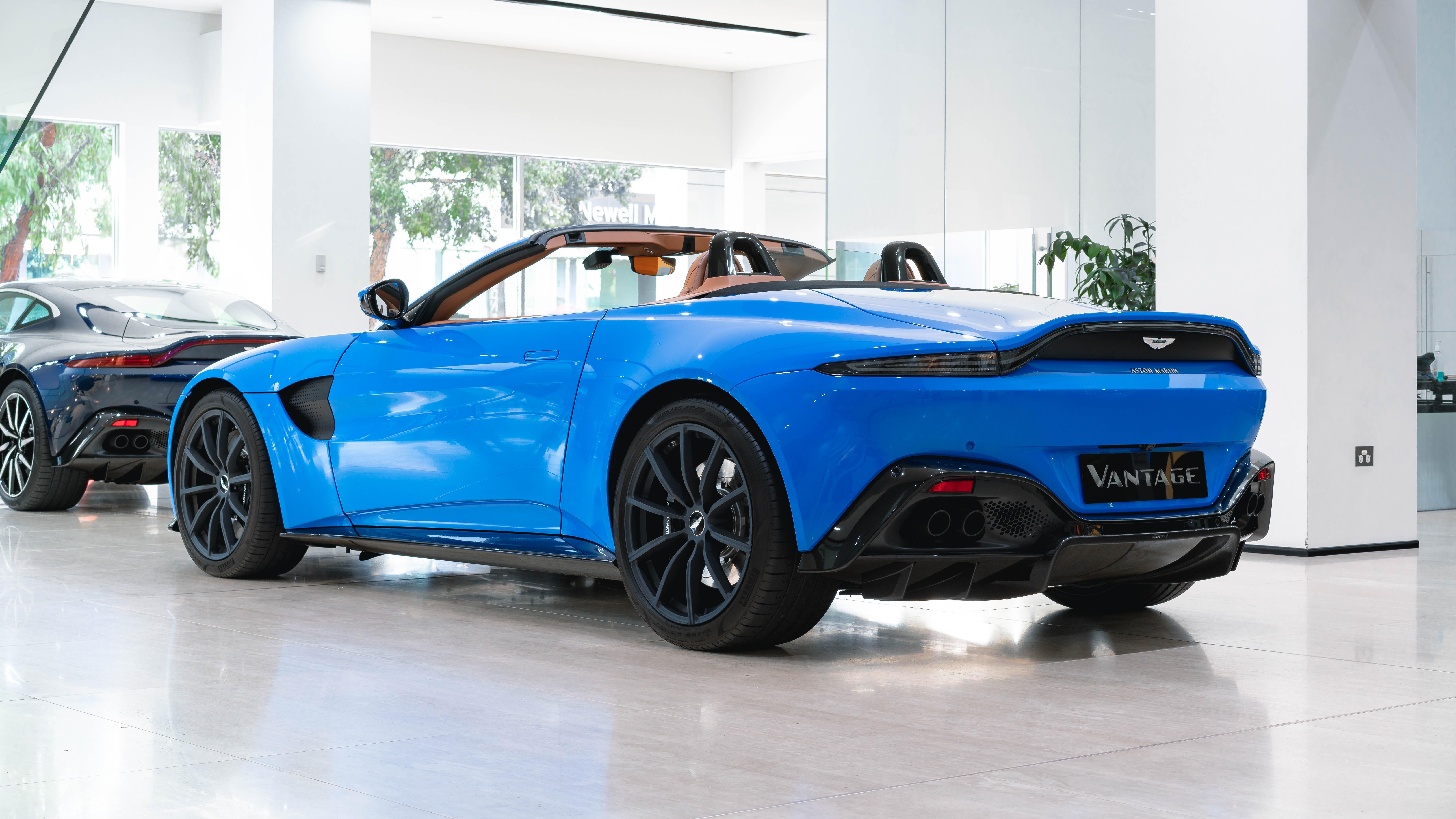 2021 Aston Martin Vantage Roadster Lands In Australia Caradvice