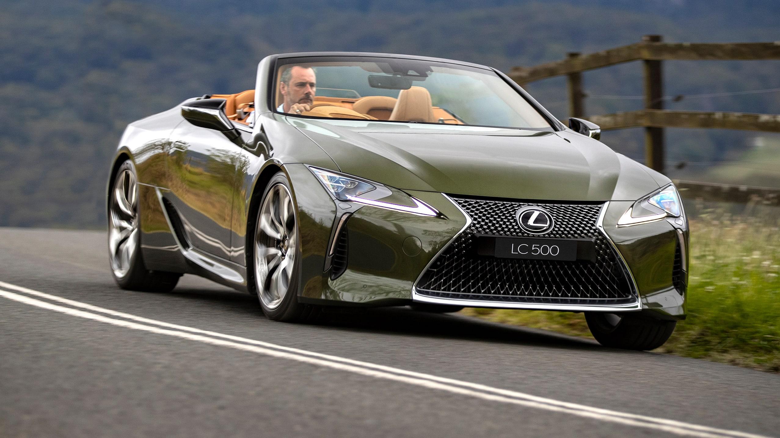 2021 Lexus Lc500 Convertible Price And Specs Update Australian Photos Caradvice