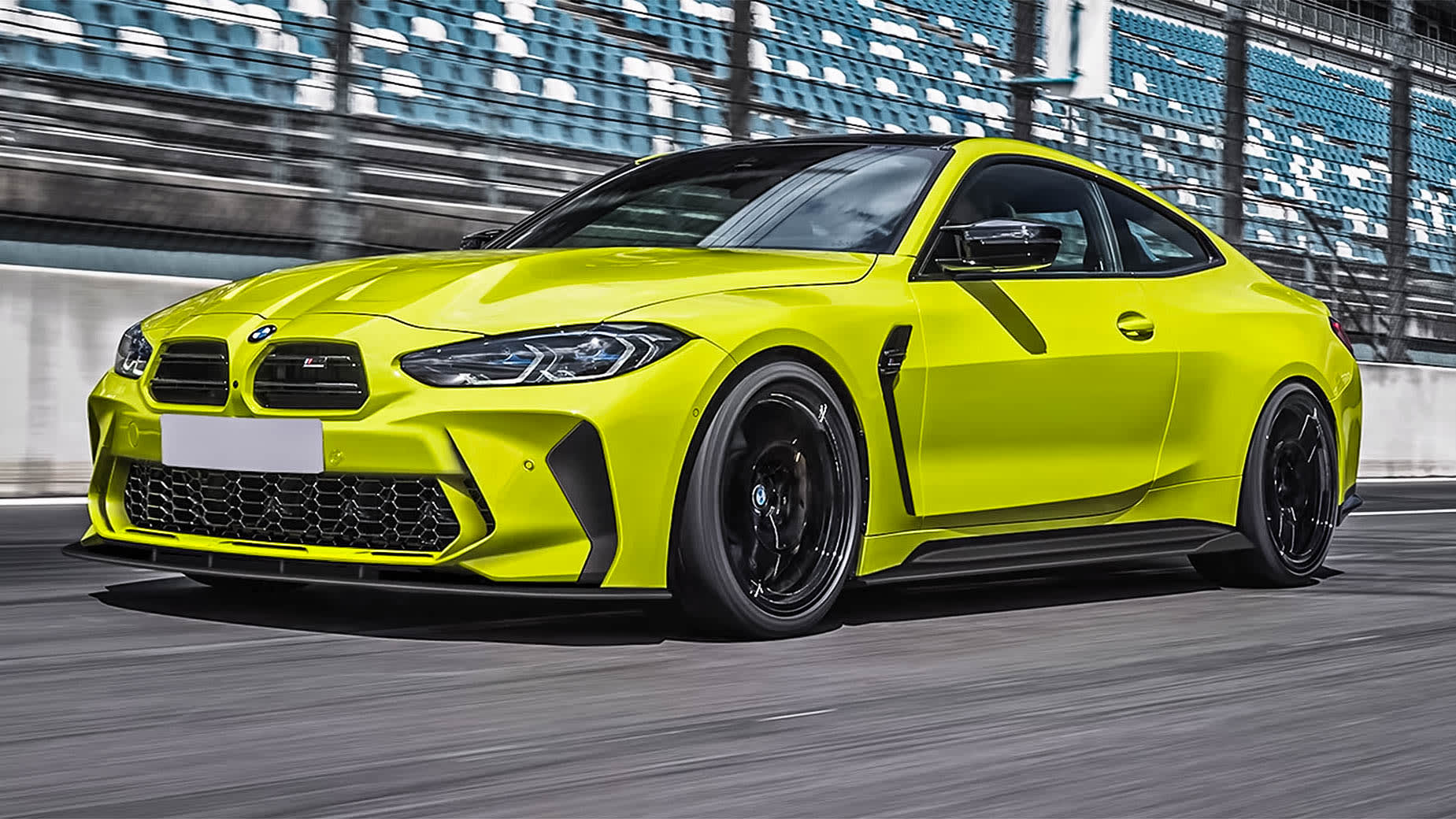 Aftermarket Bmw M3 And M4 Grilles And Bumper Set For Production Caradvice